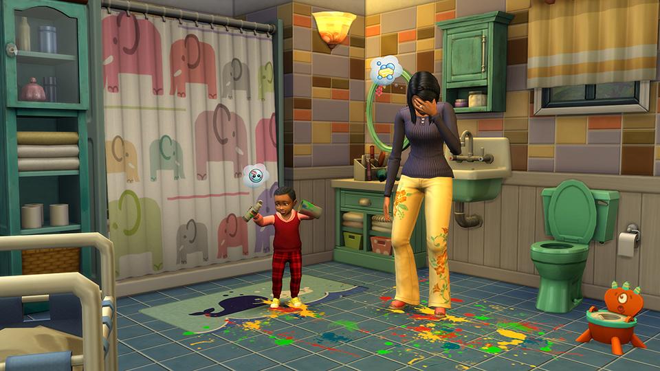 Balíček Rodičovství přinese do The Sims 4 životní hodnoty 144579