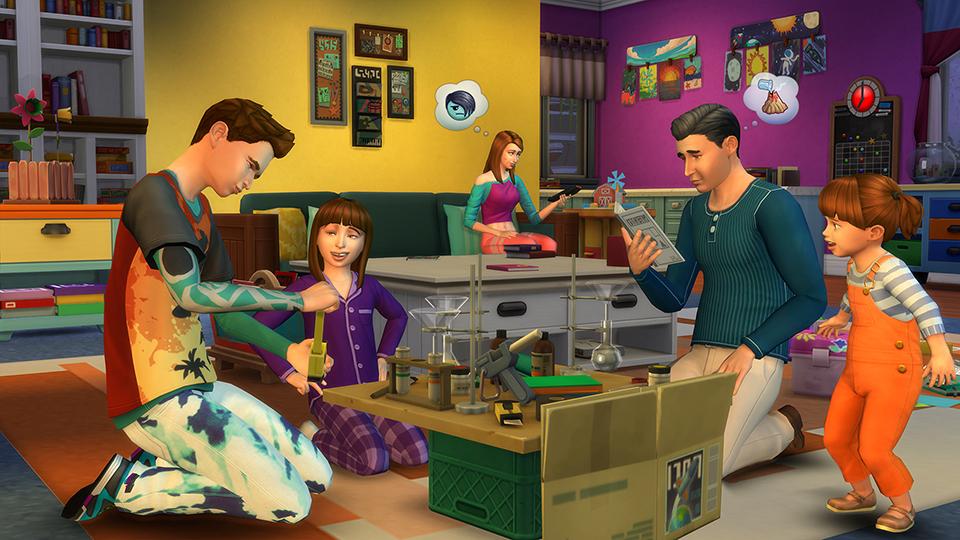 Balíček Rodičovství přinese do The Sims 4 životní hodnoty 144580