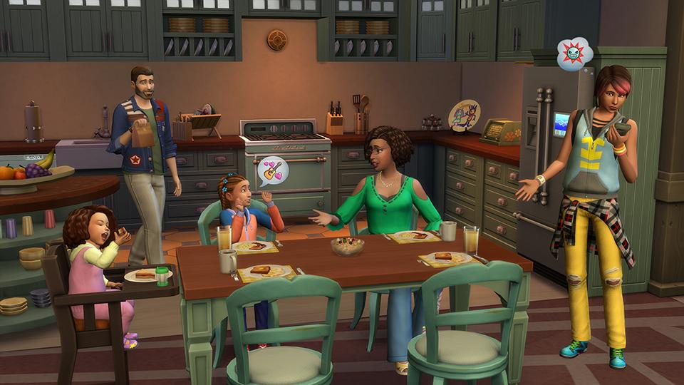 Balíček Rodičovství přinese do The Sims 4 životní hodnoty 144581