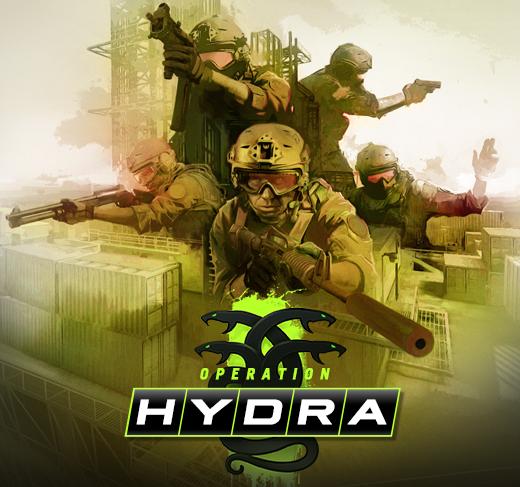 Operation Hydra v Counter-Strike: Global Offensive nabízí komunitní mapy nebo změny pravidel 144582