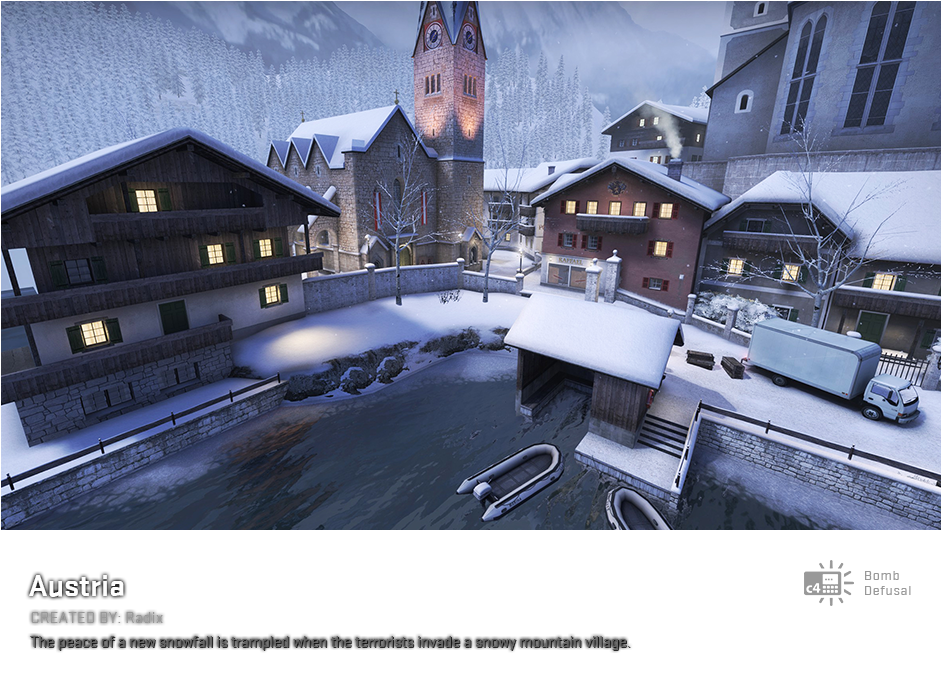 Operation Hydra v Counter-Strike: Global Offensive nabízí komunitní mapy nebo změny pravidel 144586