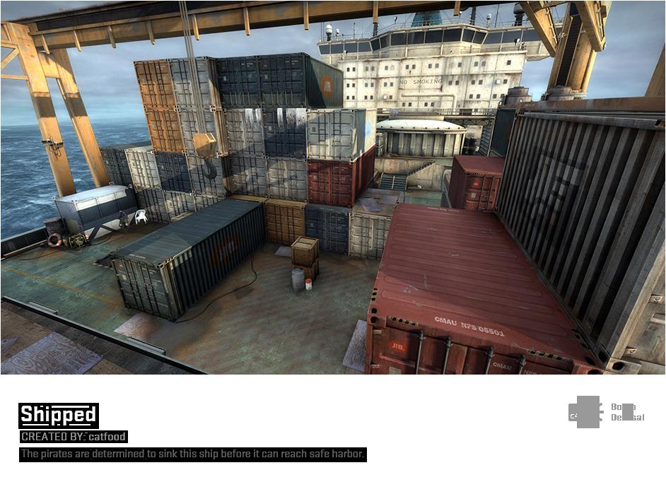Operation Hydra v Counter-Strike: Global Offensive nabízí komunitní mapy nebo změny pravidel 144590