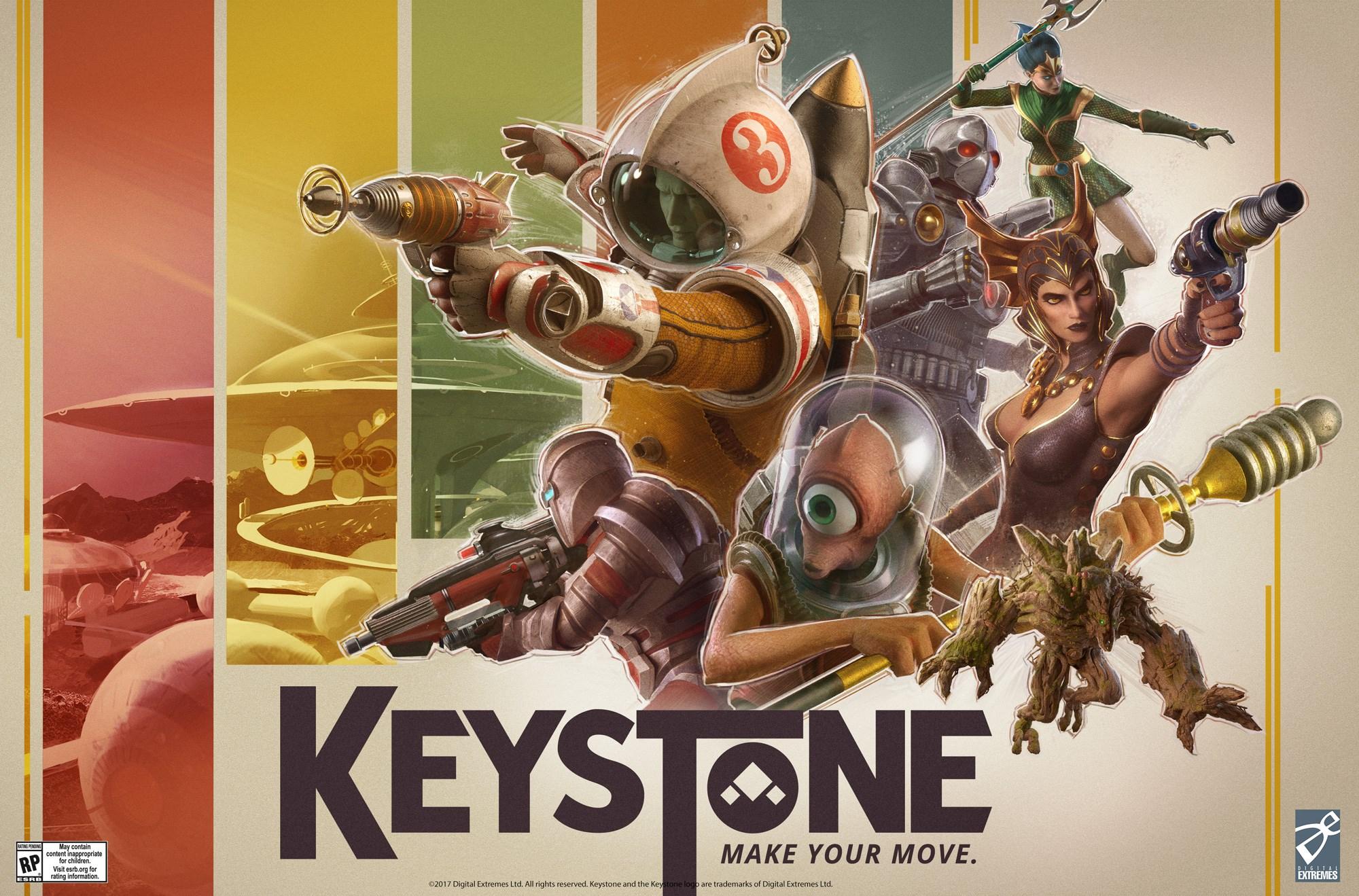 V Digital Extremes po Warframe vytvářejí střílečku Keystone 144592