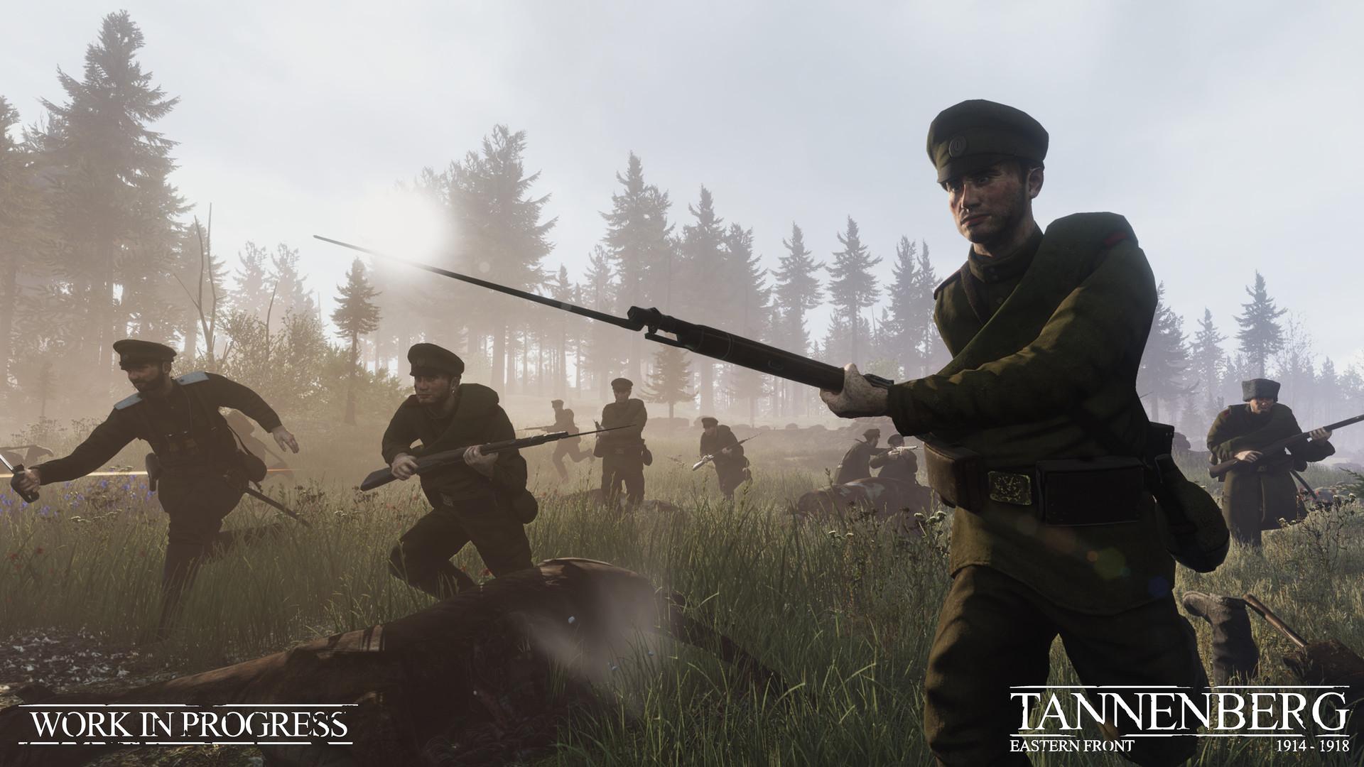 Samostatně hratelné rozšíření Verdunu se zaměří na východní frontu 144627