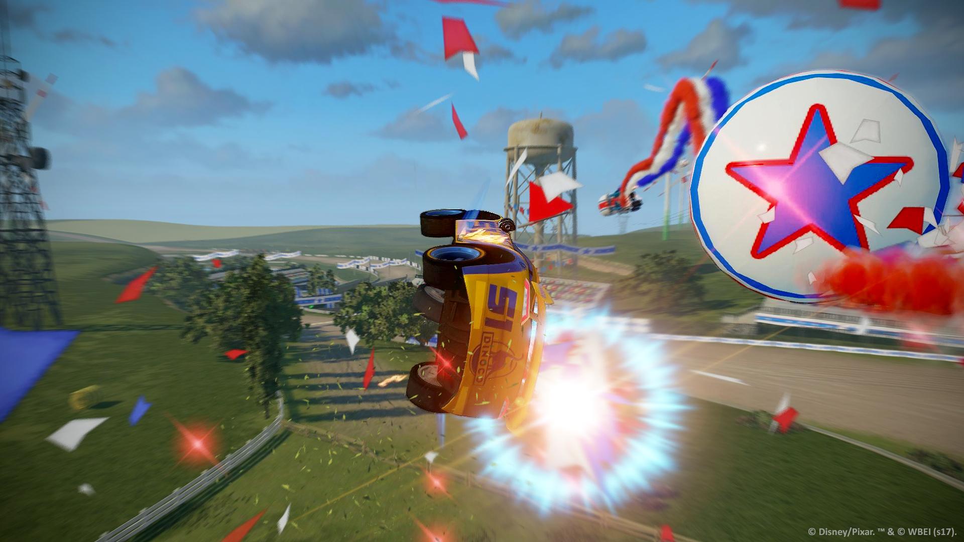 Herní Auta 3 v prvním pořádném traileru 144633