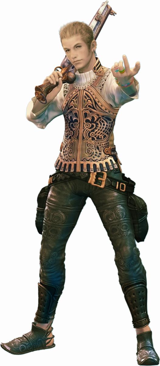 Aktuální vzhled Final Fantasy XII na screenshotech 144666
