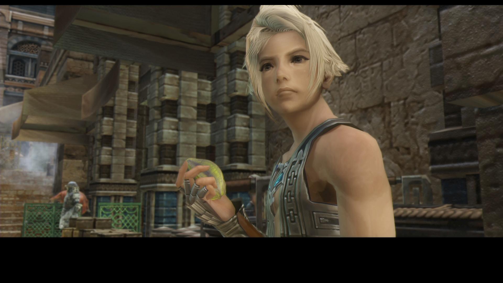 Aktuální vzhled Final Fantasy XII na screenshotech 144670