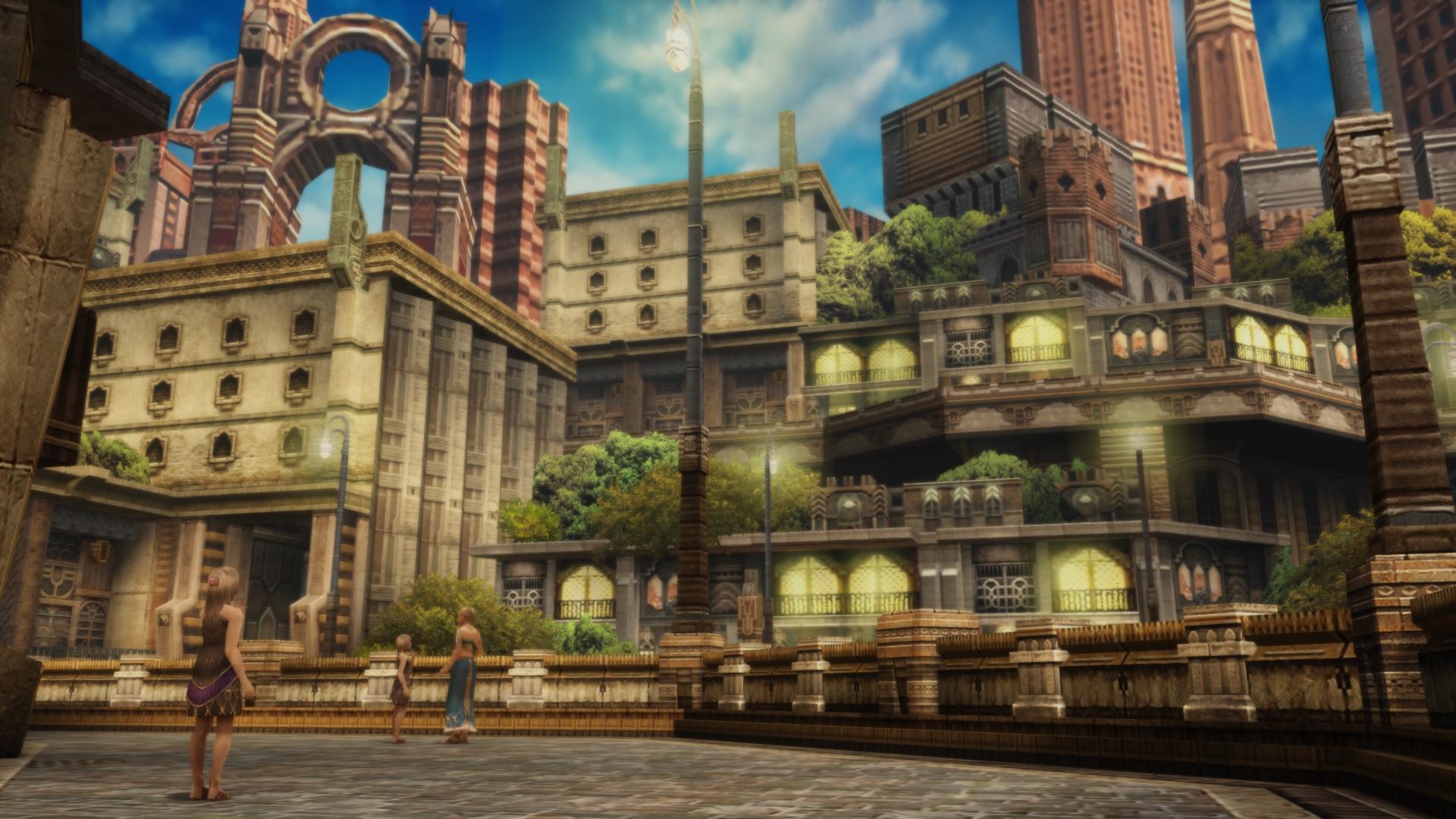 Aktuální vzhled Final Fantasy XII na screenshotech 144678
