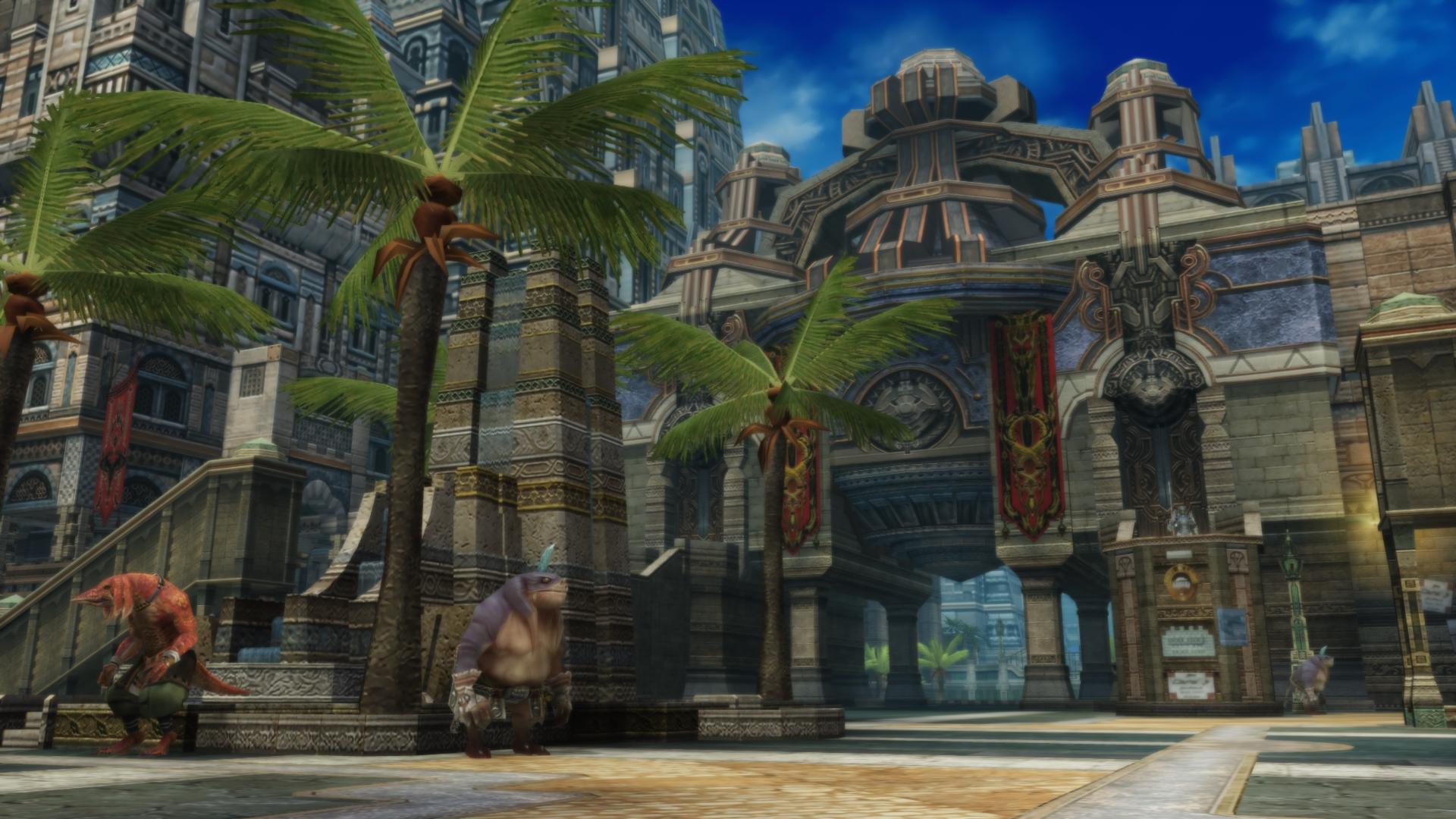 Aktuální vzhled Final Fantasy XII na screenshotech 144680