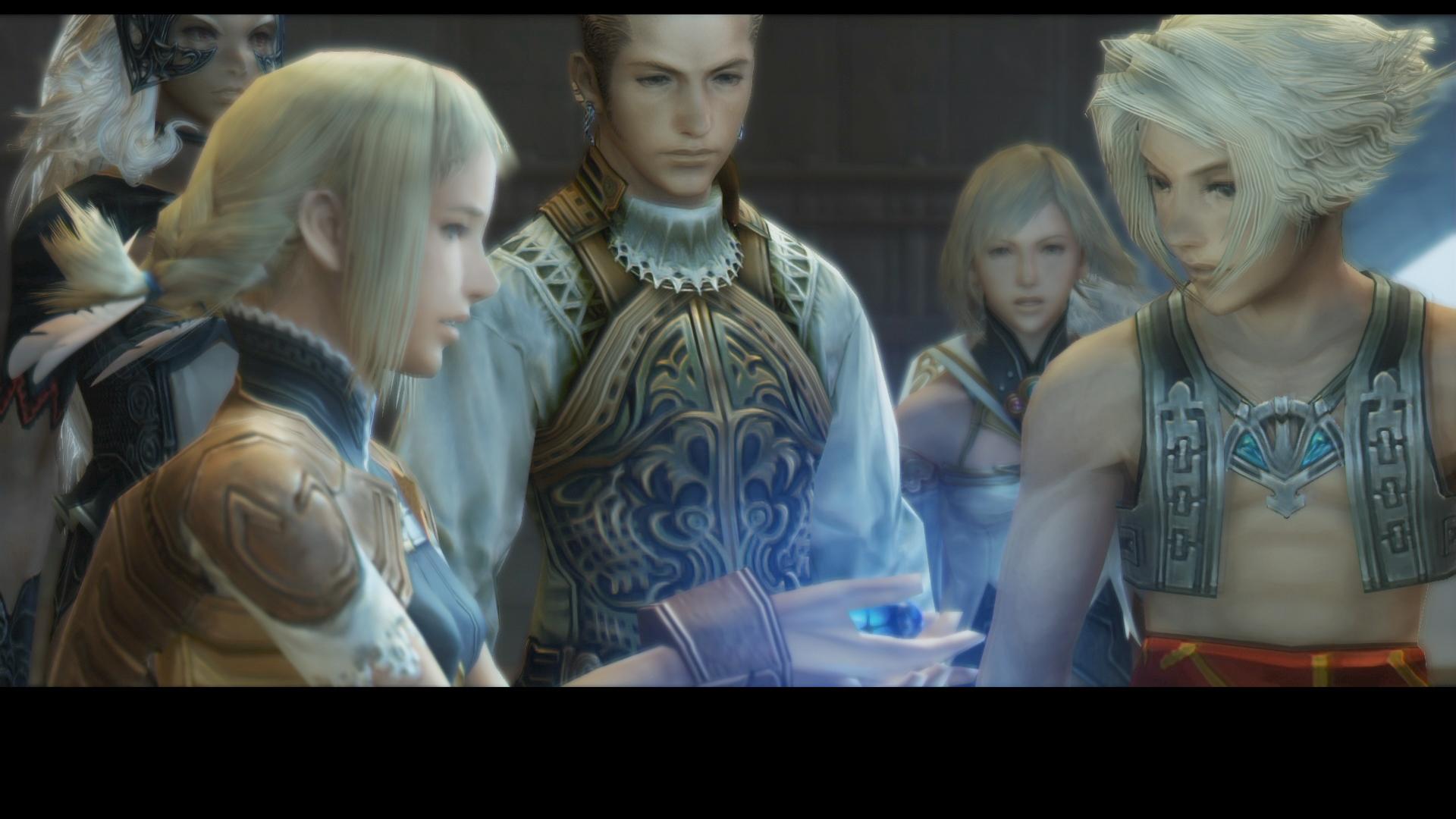 Aktuální vzhled Final Fantasy XII na screenshotech 144682