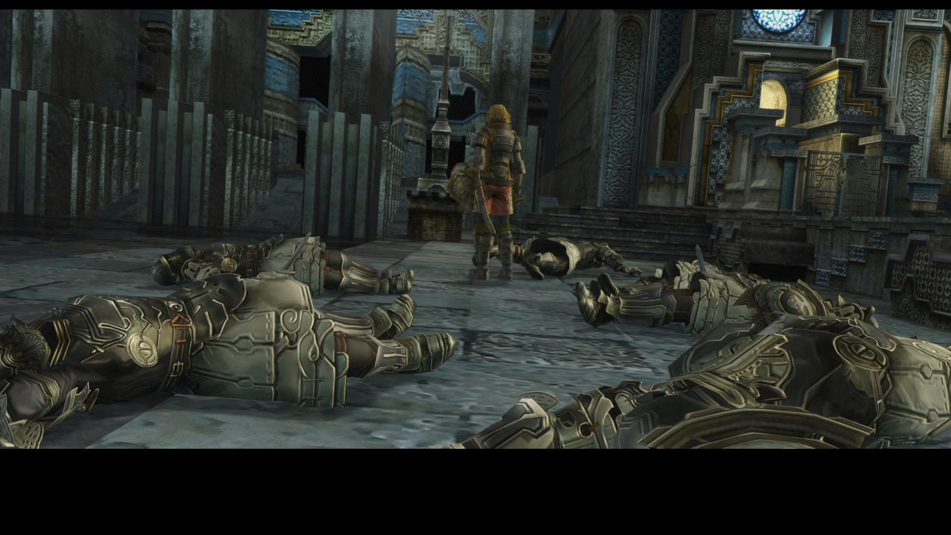 Aktuální vzhled Final Fantasy XII na screenshotech 144684