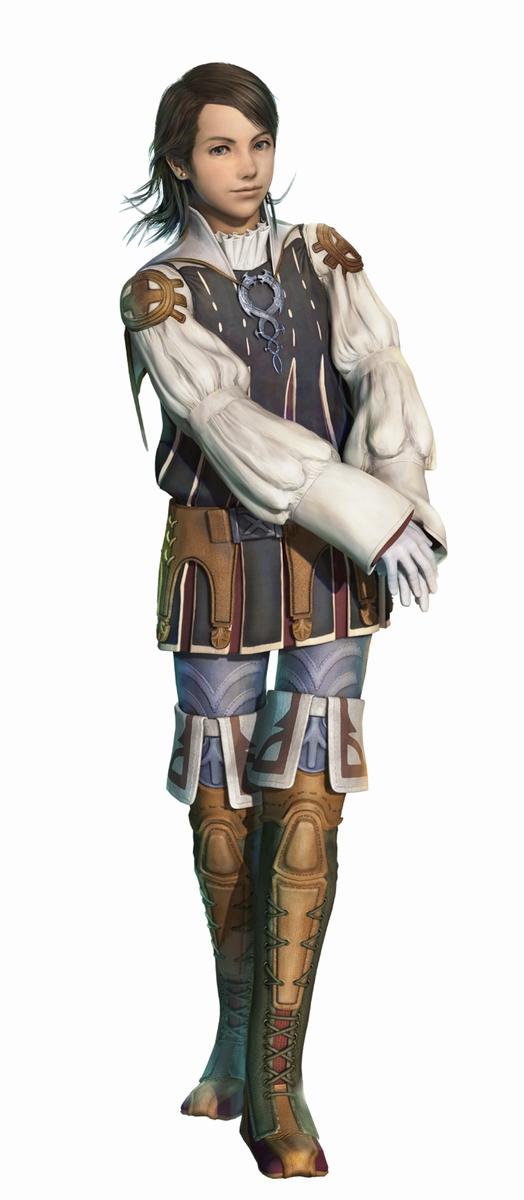 Aktuální vzhled Final Fantasy XII na screenshotech 144689