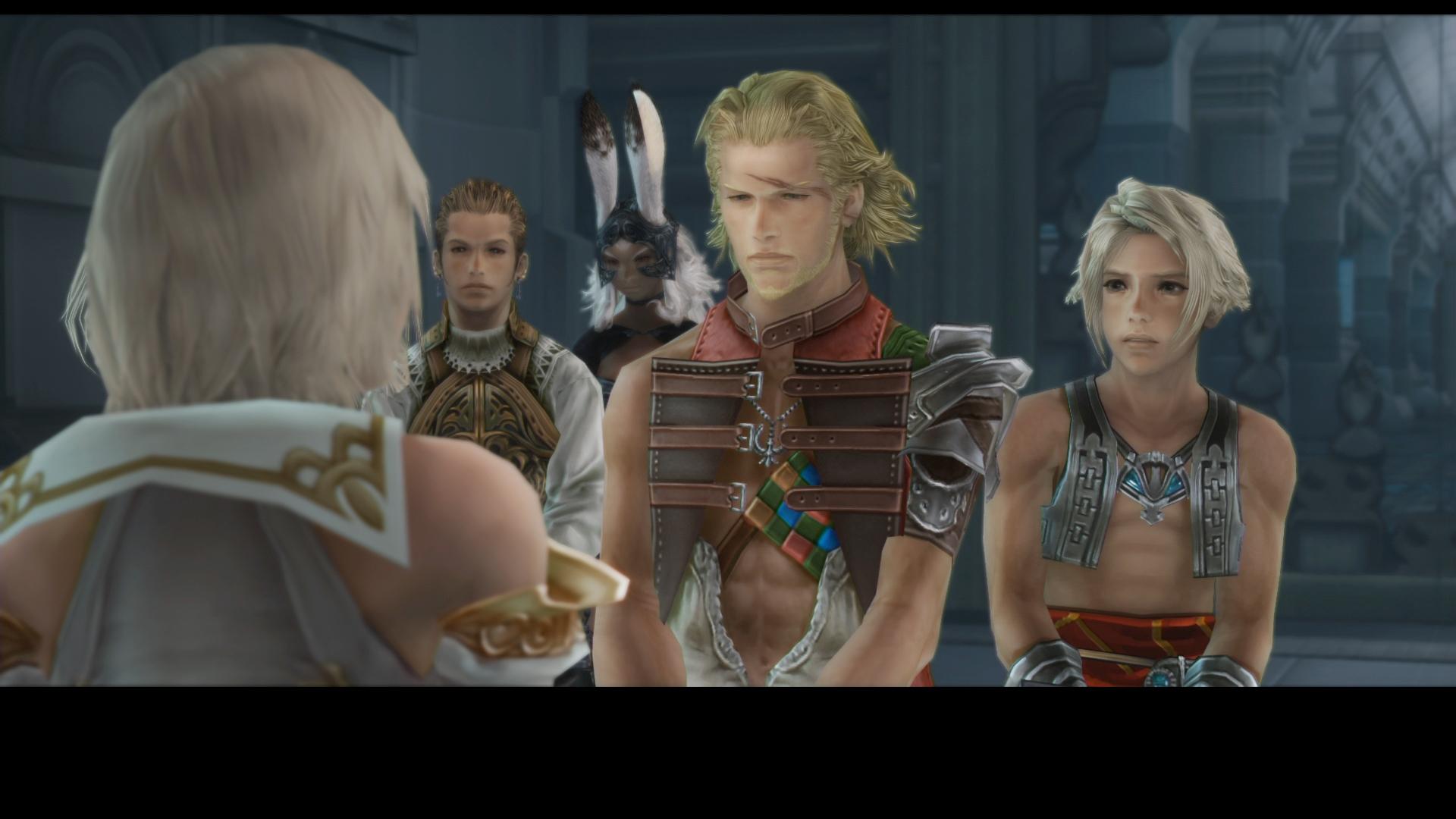 Aktuální vzhled Final Fantasy XII na screenshotech 144693