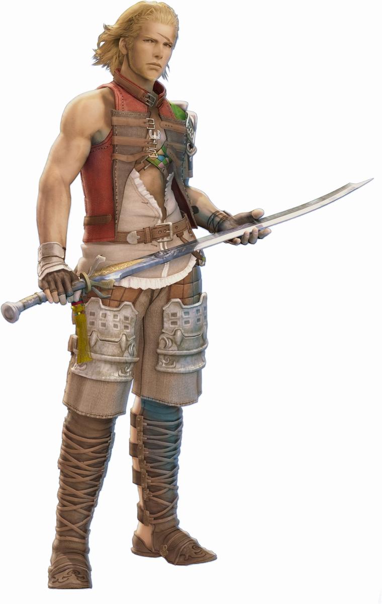 Aktuální vzhled Final Fantasy XII na screenshotech 144695