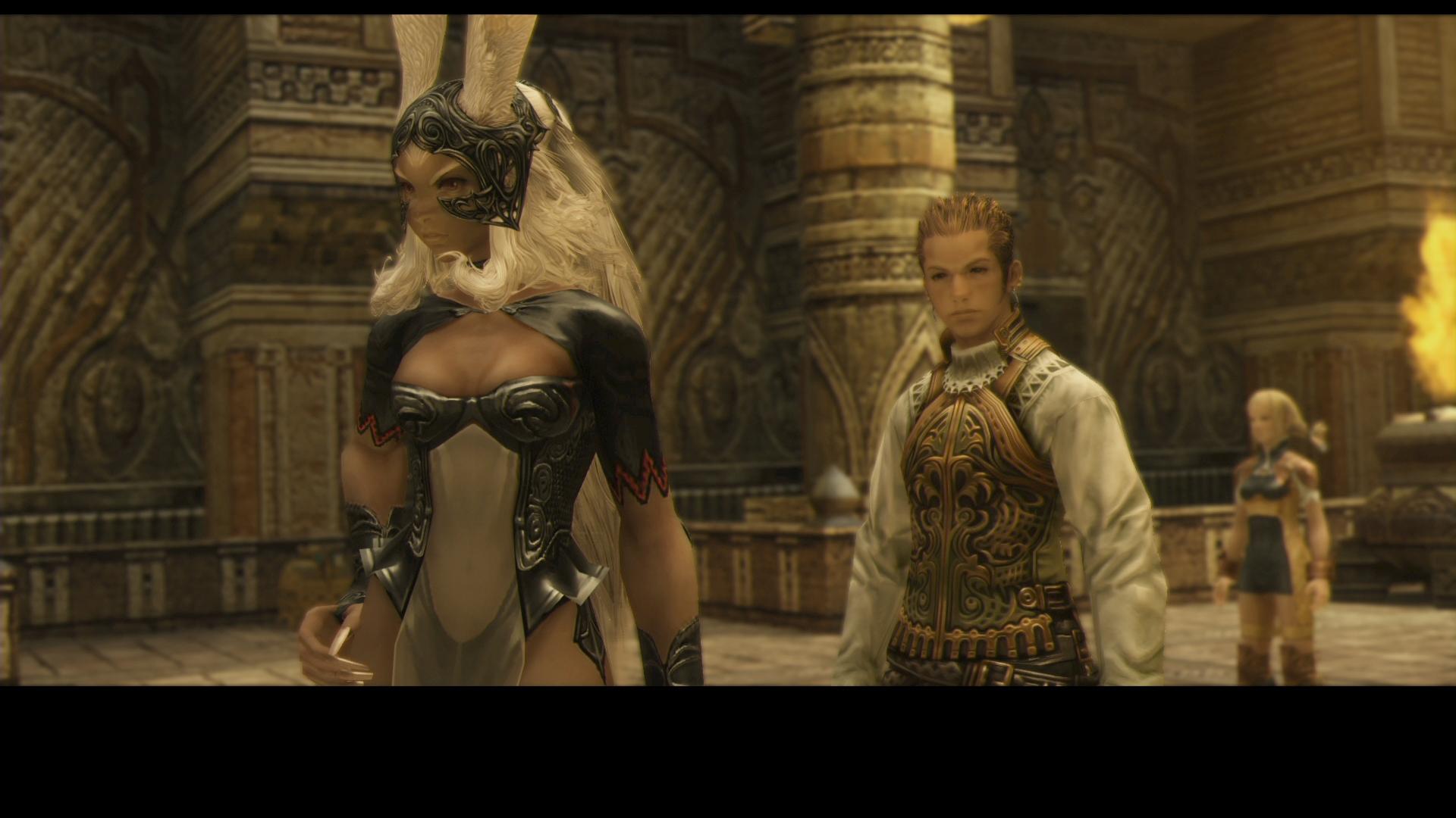 Aktuální vzhled Final Fantasy XII na screenshotech 144696