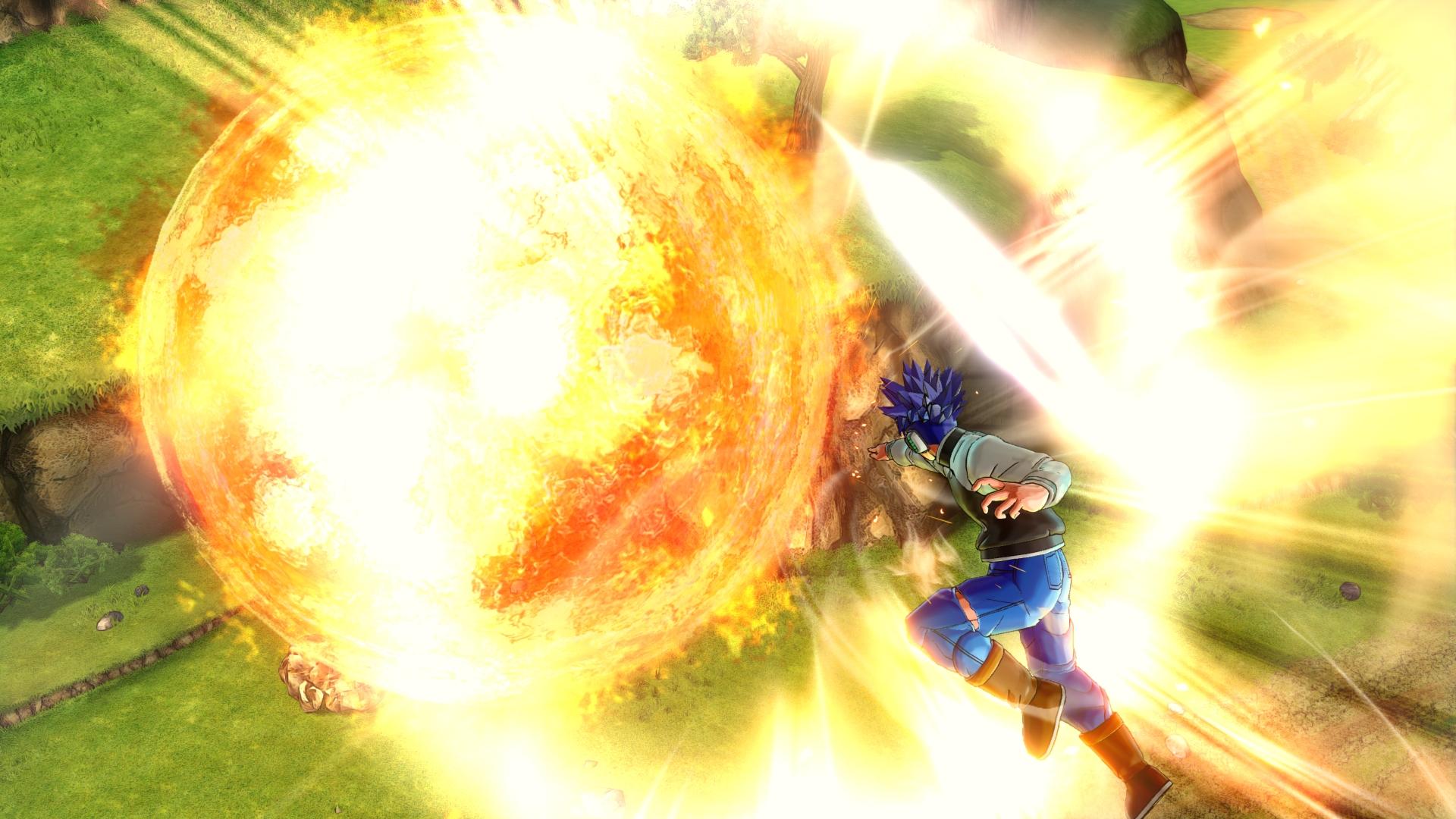 Dragon Ball Xenoverse 2 u nás vyjde pro Switch koncem roku 144711