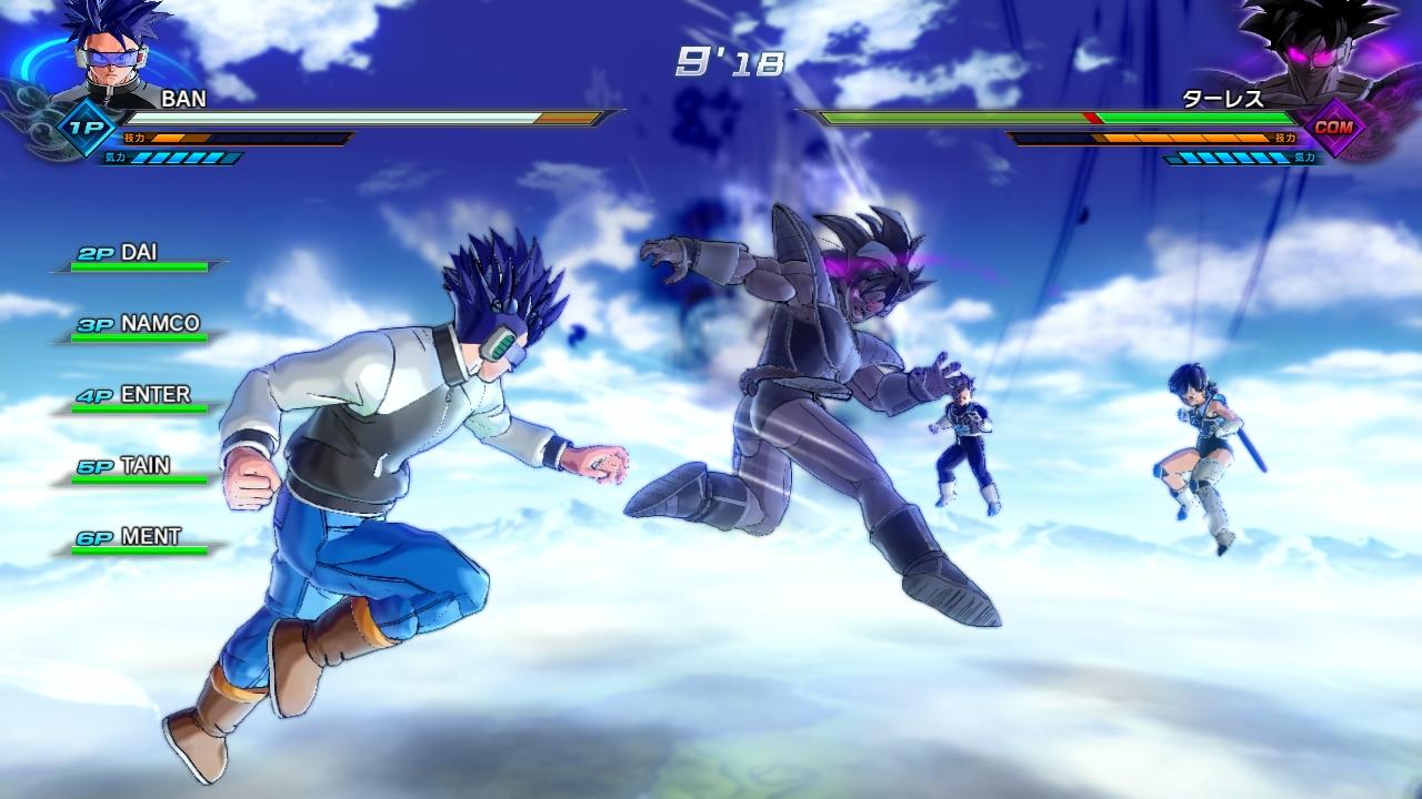 Dragon Ball Xenoverse 2 u nás vyjde pro Switch koncem roku 144714