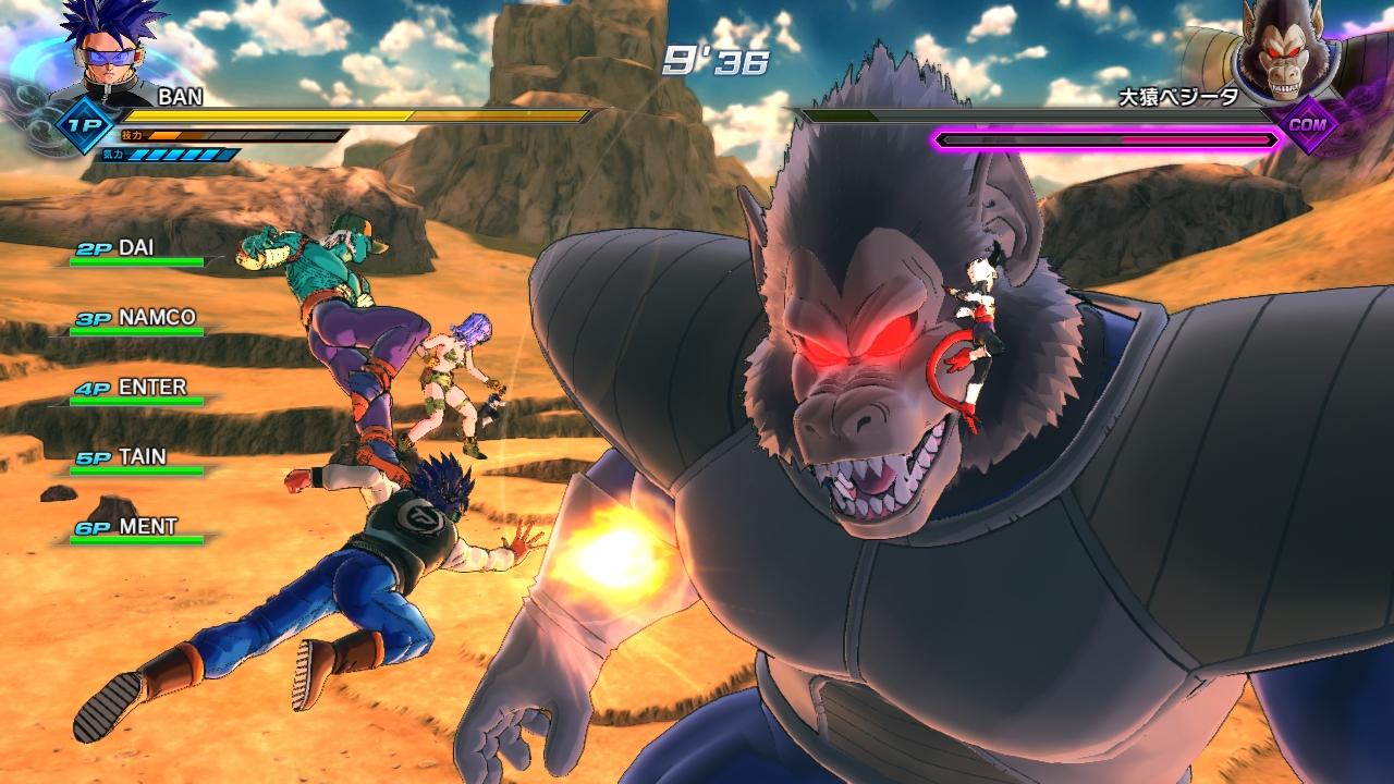 Dragon Ball Xenoverse 2 u nás vyjde pro Switch koncem roku 144715