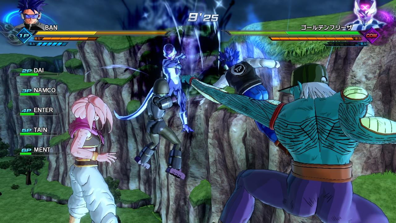 Dragon Ball Xenoverse 2 u nás vyjde pro Switch koncem roku 144719
