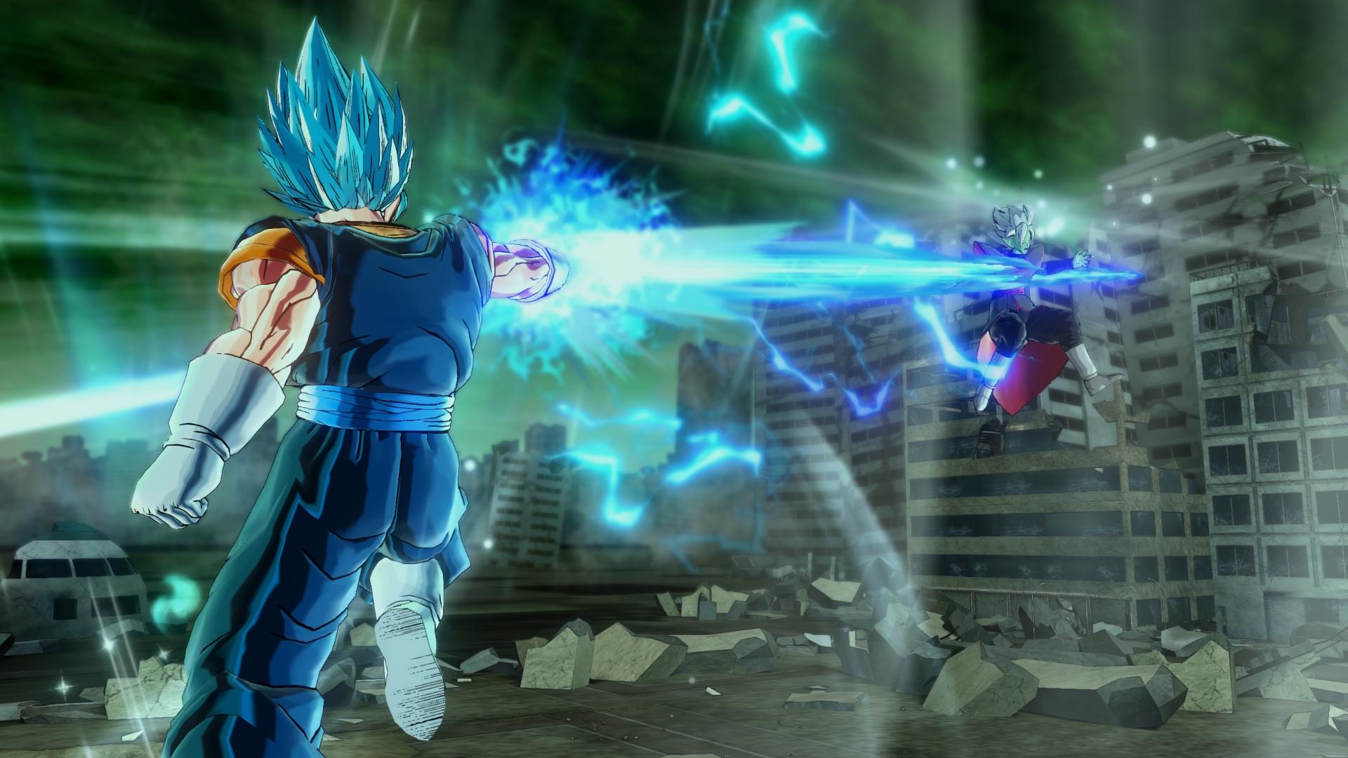 Dragon Ball Xenoverse 2 u nás vyjde pro Switch koncem roku 144725
