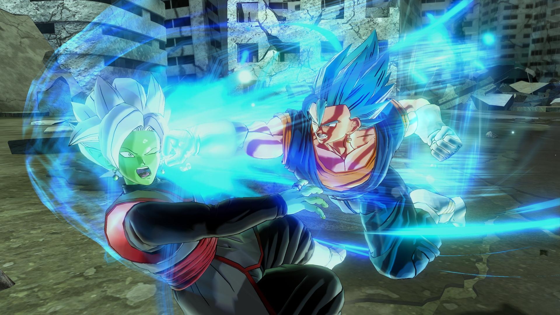 Dragon Ball Xenoverse 2 u nás vyjde pro Switch koncem roku 144726