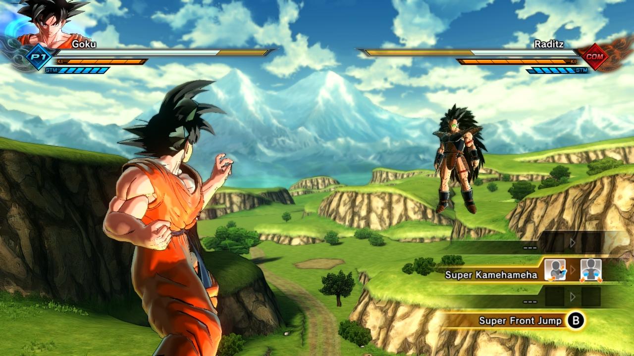 Dragon Ball Xenoverse 2 u nás vyjde pro Switch koncem roku 144729