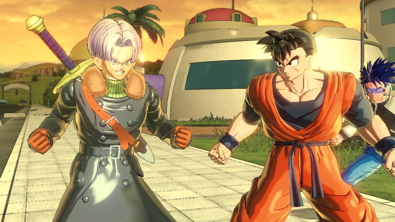 Dragon Ball Xenoverse 2 u nás vyjde pro Switch koncem roku 144733