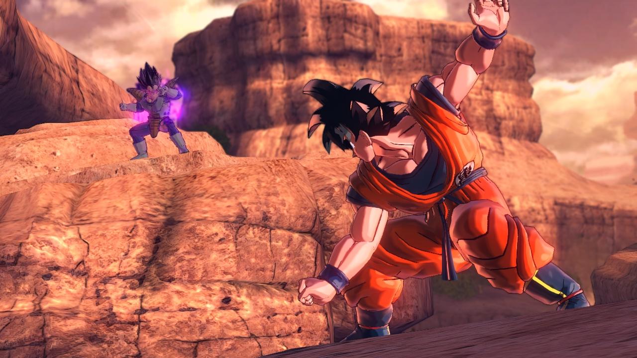 Dragon Ball Xenoverse 2 u nás vyjde pro Switch koncem roku 144737