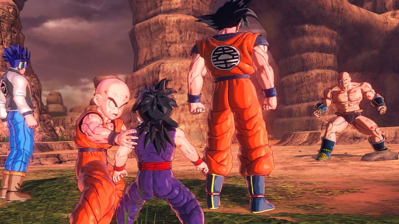 Dragon Ball Xenoverse 2 u nás vyjde pro Switch koncem roku 144740