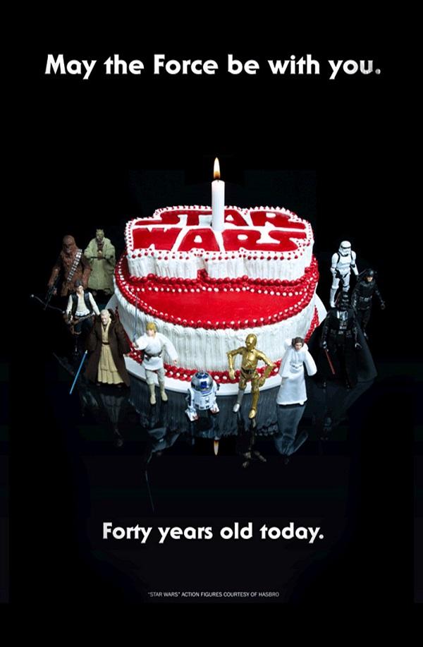 Star Wars slaví 40. narozeniny 144752