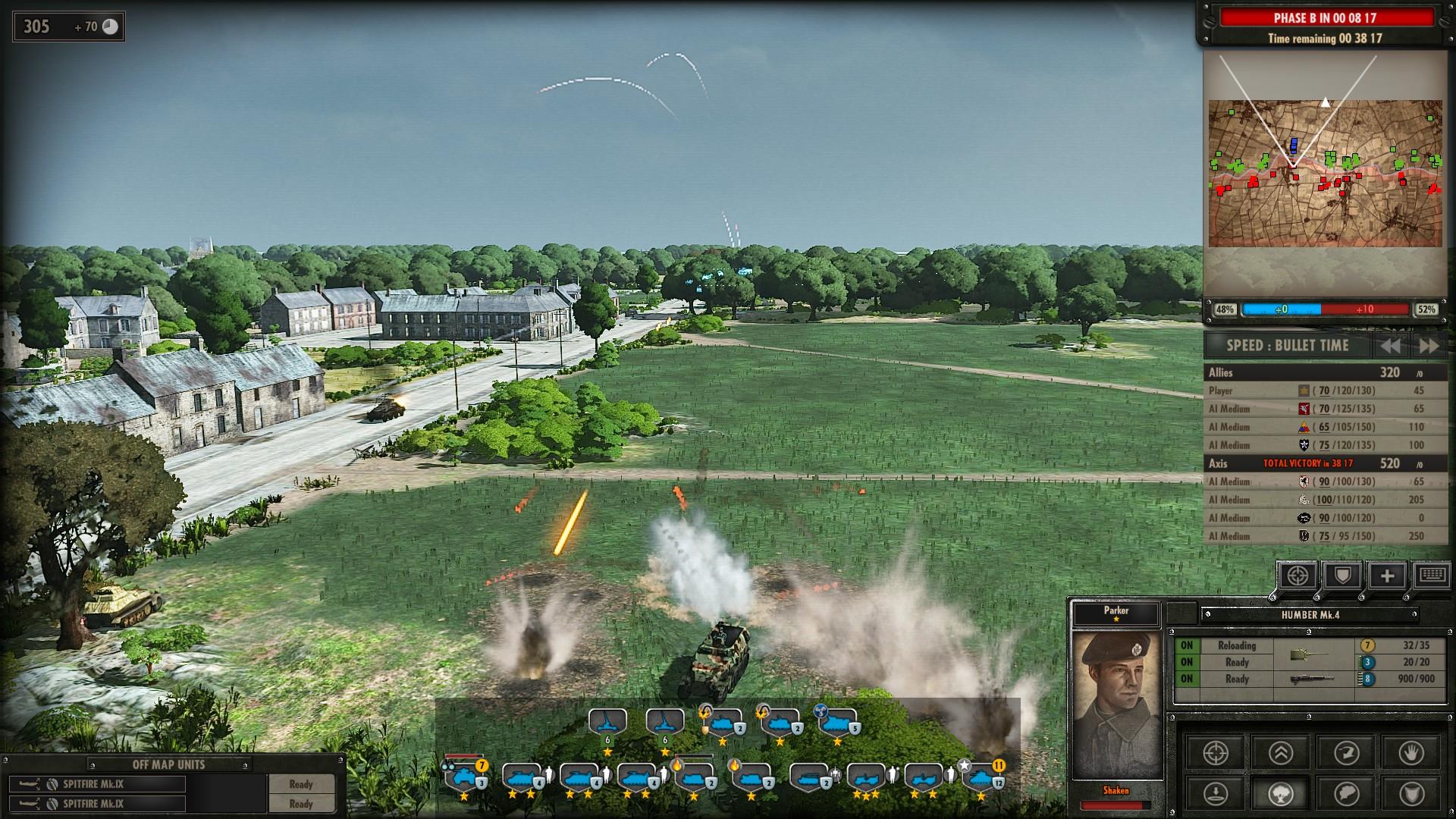 Steel Division: Normandy 44 - kvalita z druhé světové 144759