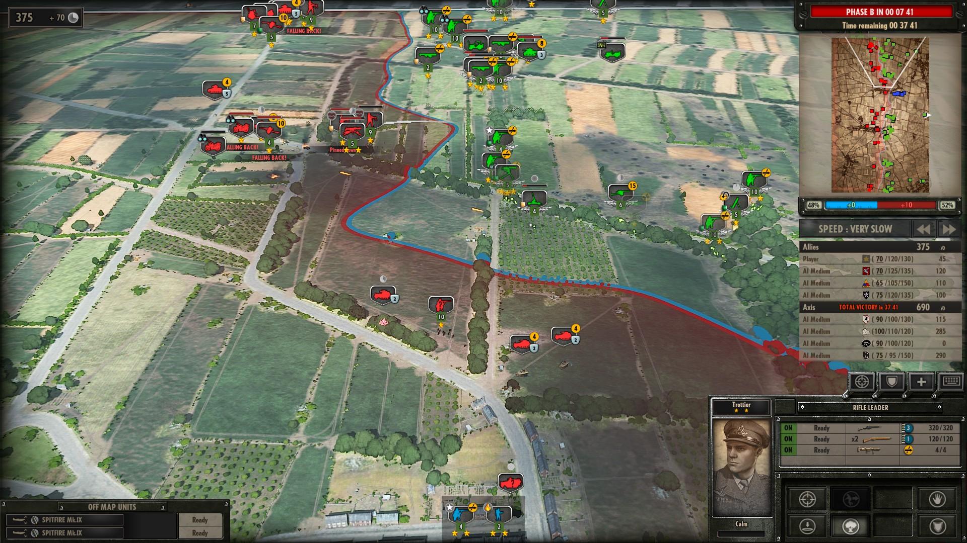 Steel Division: Normandy 44 - kvalita z druhé světové 144760