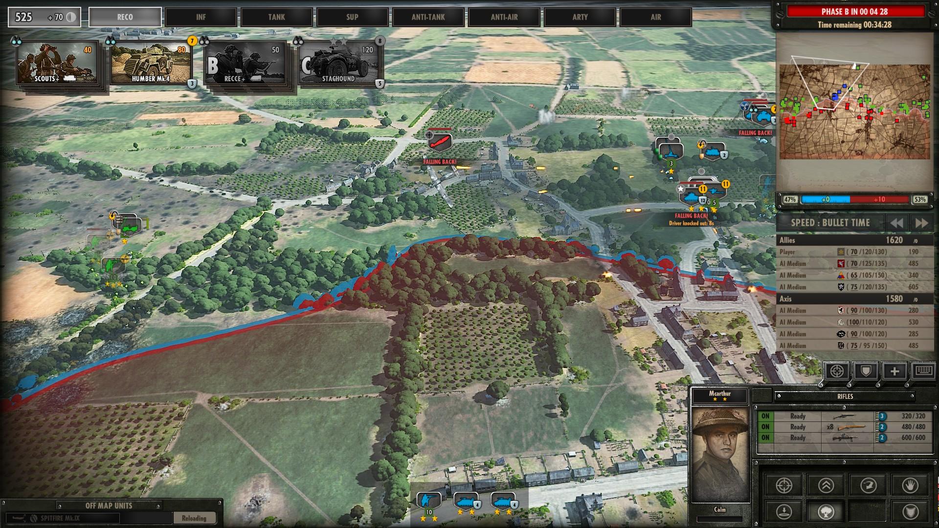 Steel Division: Normandy 44 - kvalita z druhé světové 144763