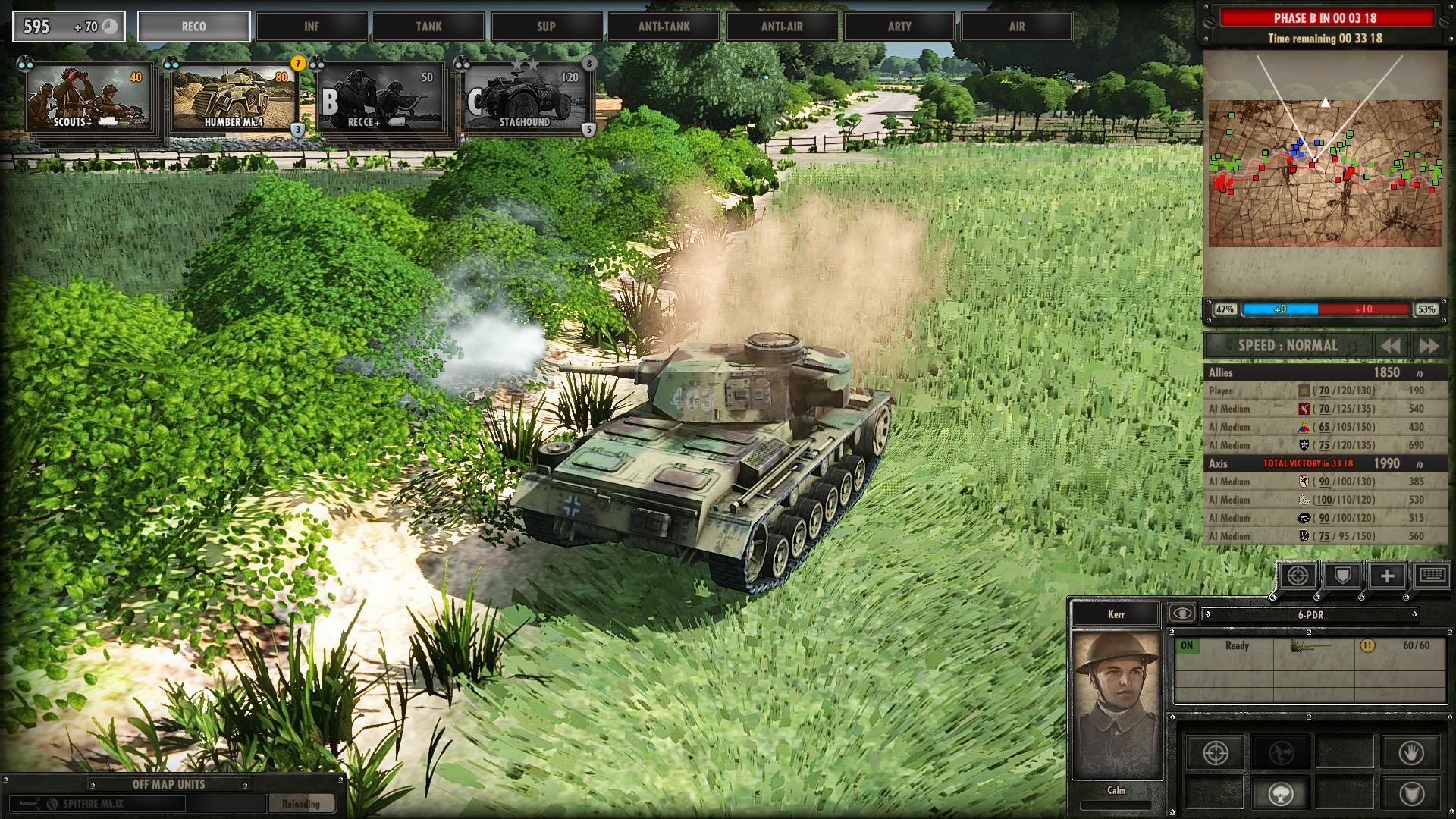 Steel Division: Normandy 44 - kvalita z druhé světové 144764