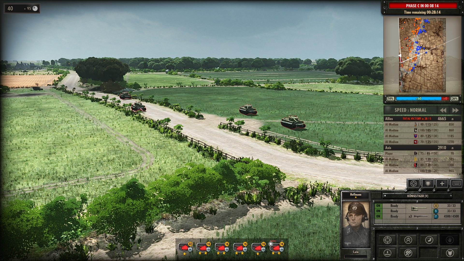 Steel Division: Normandy 44 - kvalita z druhé světové 144771