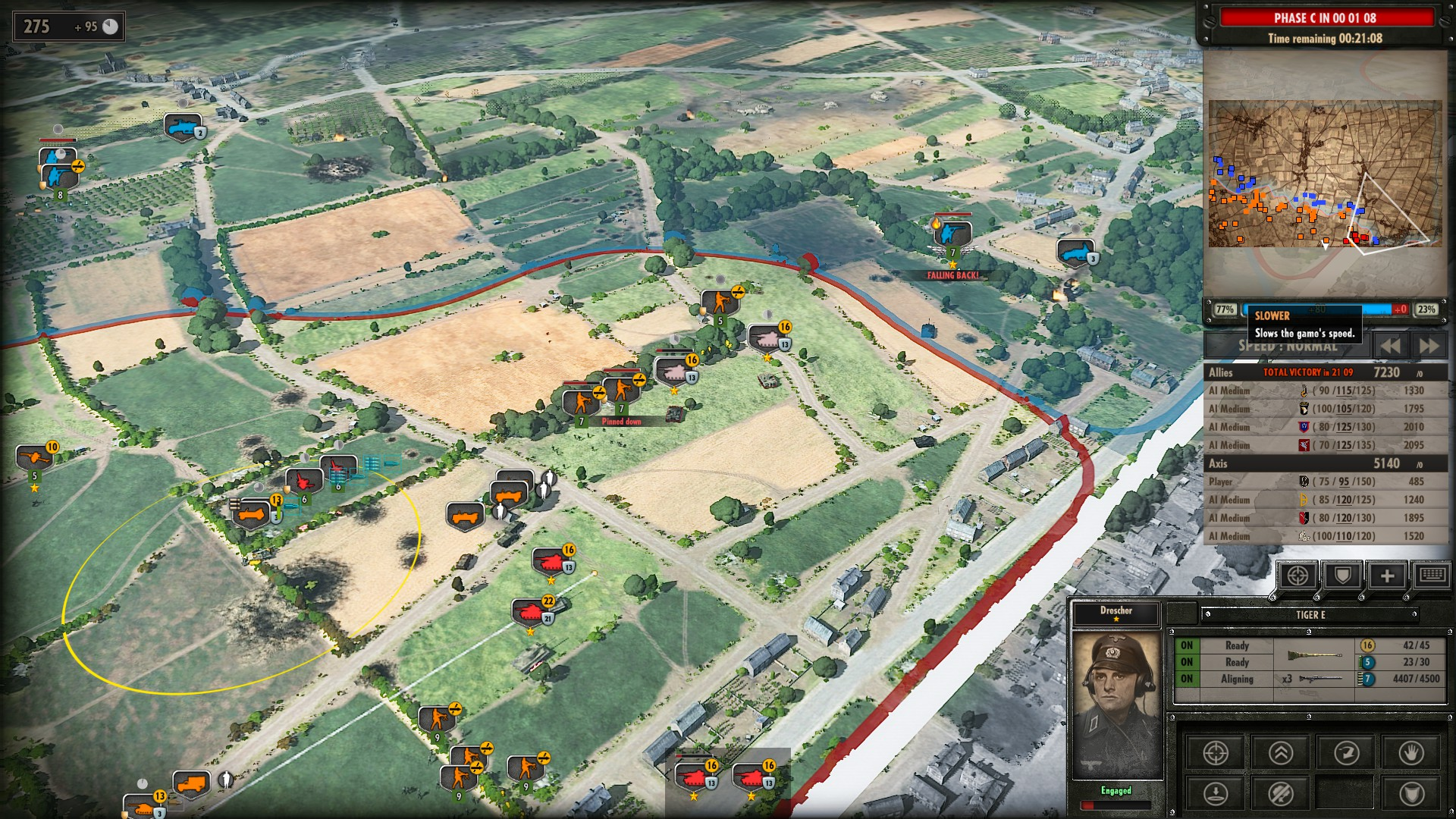 Steel Division: Normandy 44 - kvalita z druhé světové 144773