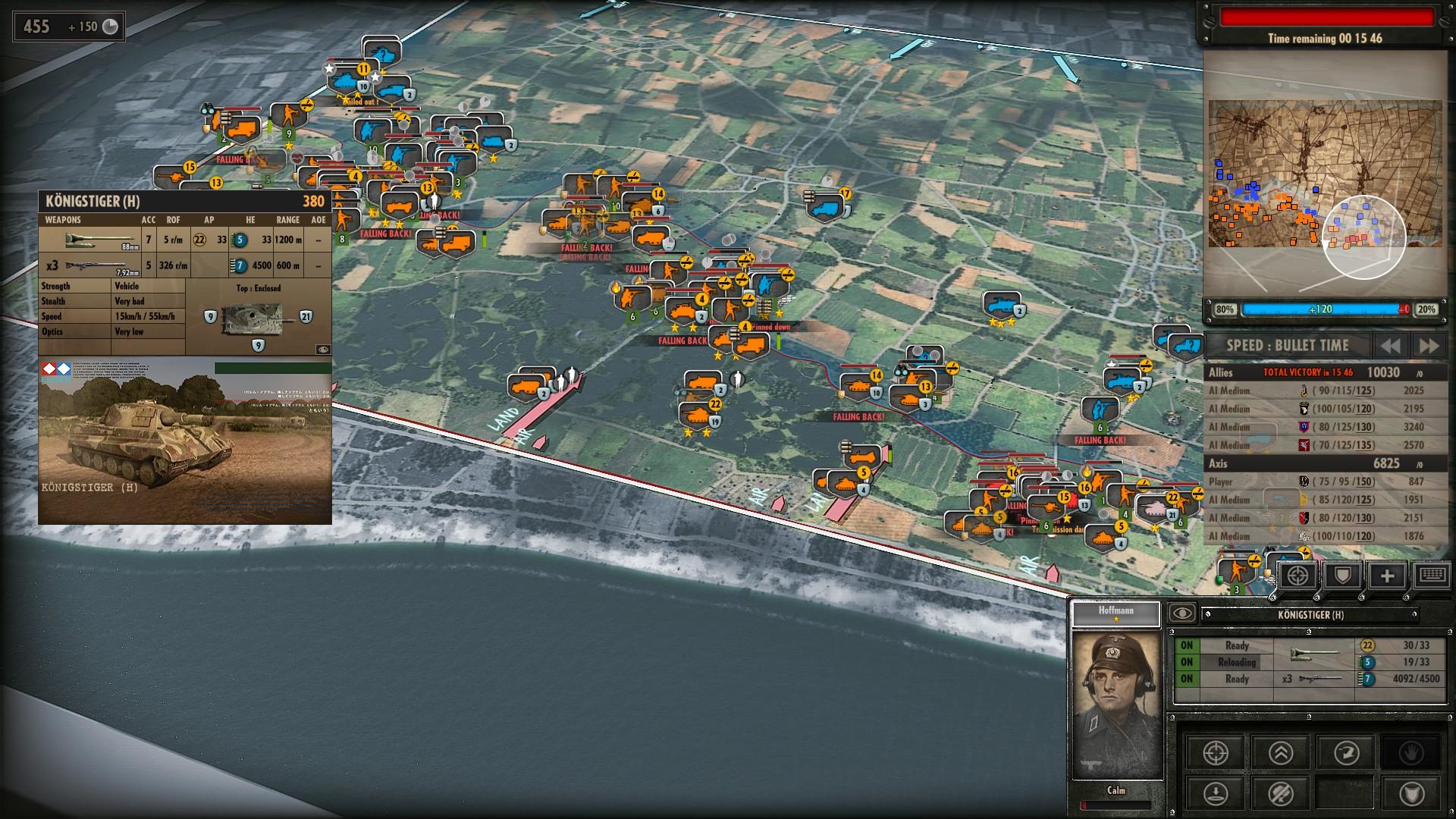 Steel Division: Normandy 44 - kvalita z druhé světové 144776