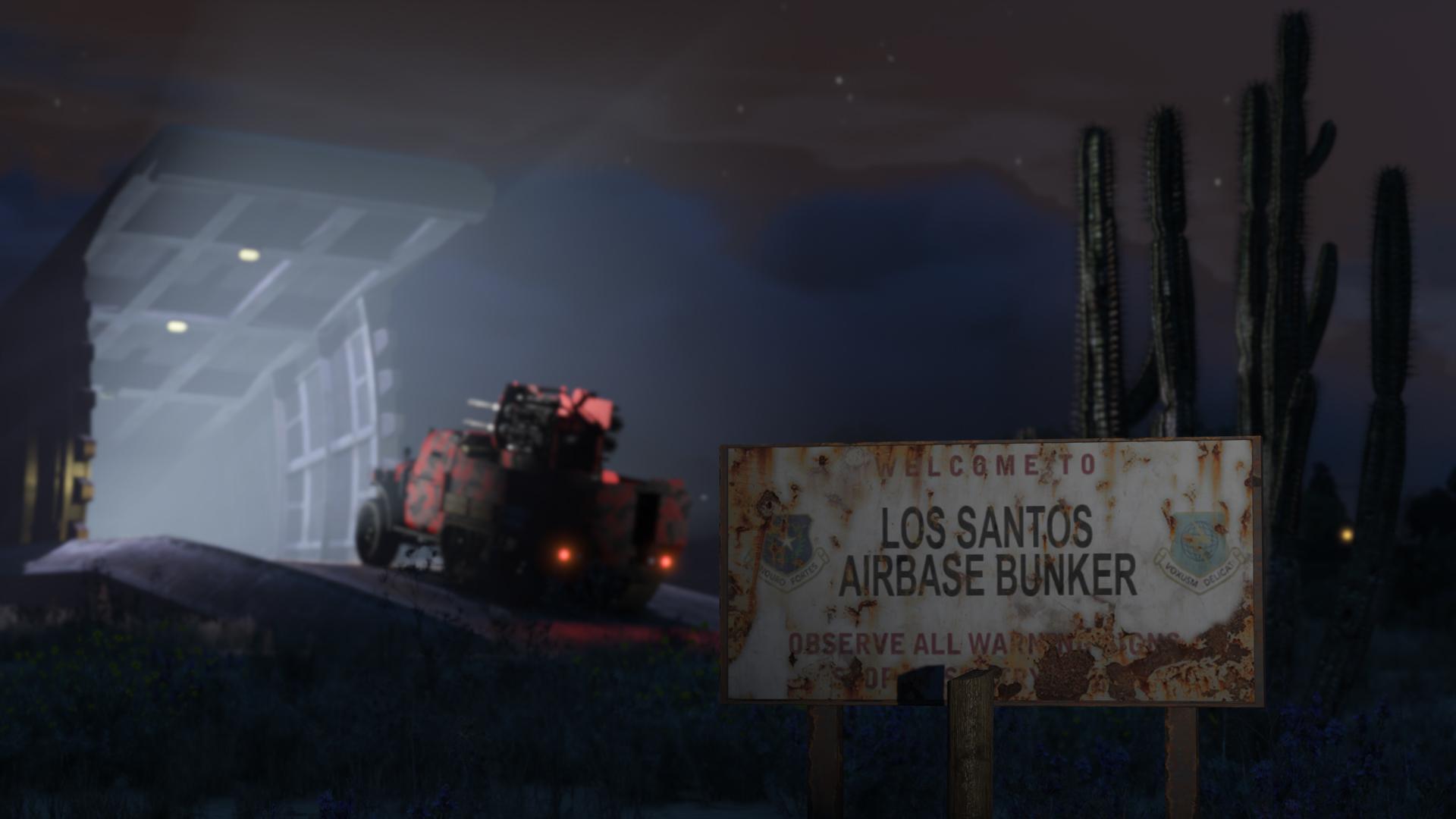 Aktualizace Gunrunning přidá do GTA Online obojživelná obrněná vozidla a podzemní základny 144783