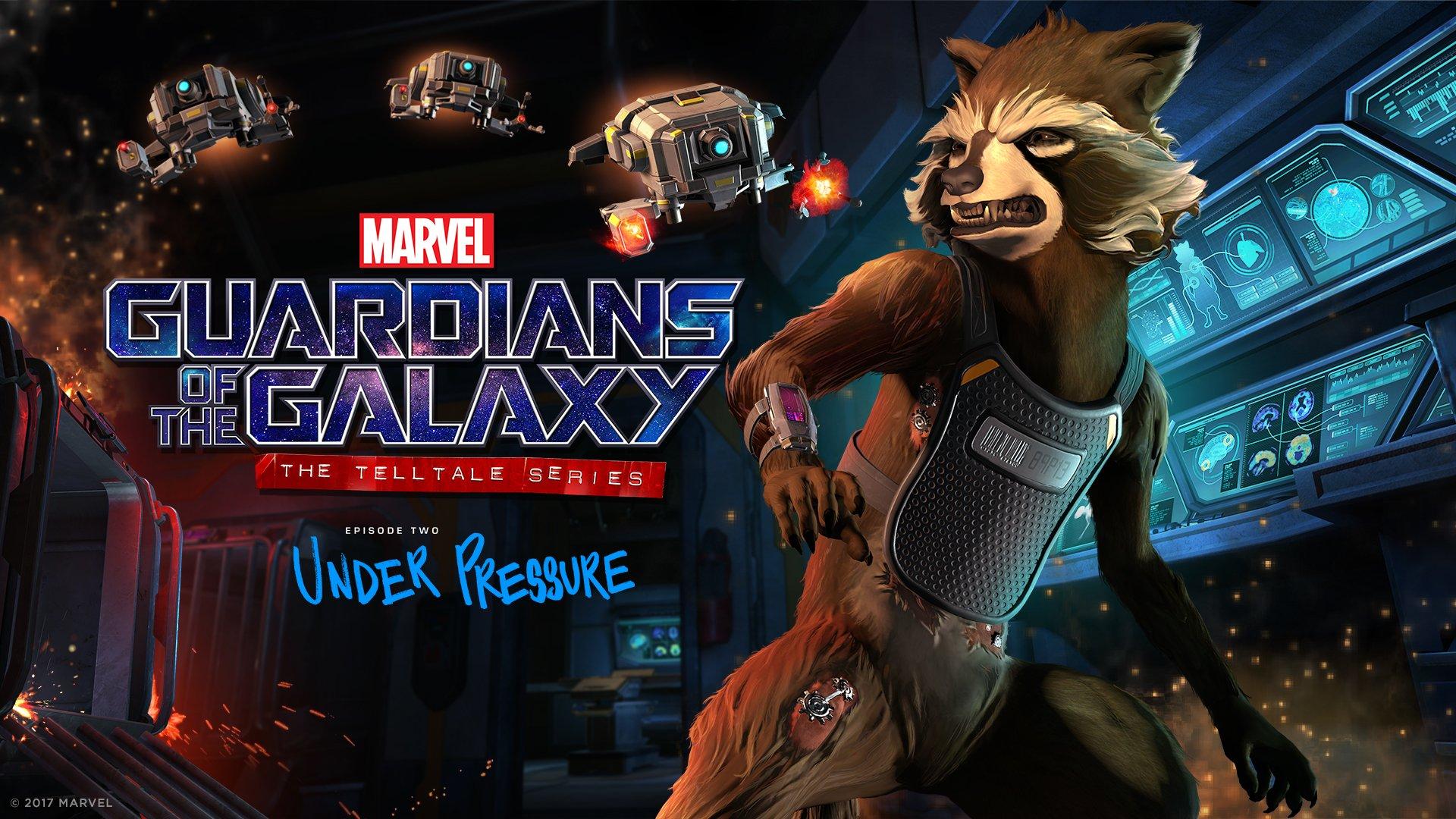 Druhá epizoda Strážců Galaxie od Telltale Games vyjde 6. června 144837