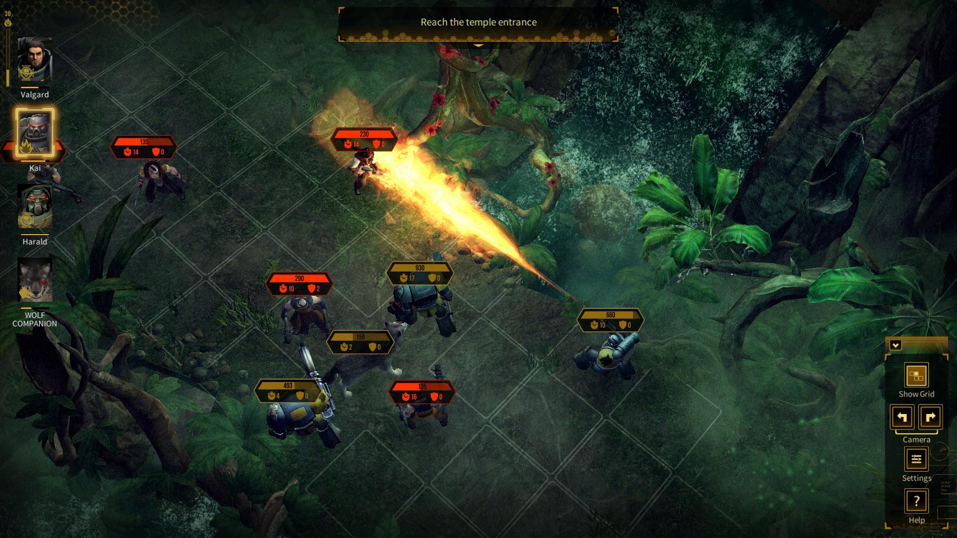 Warhammer 40,000: Space Wolf – vlčí smečka zasahuje 144890