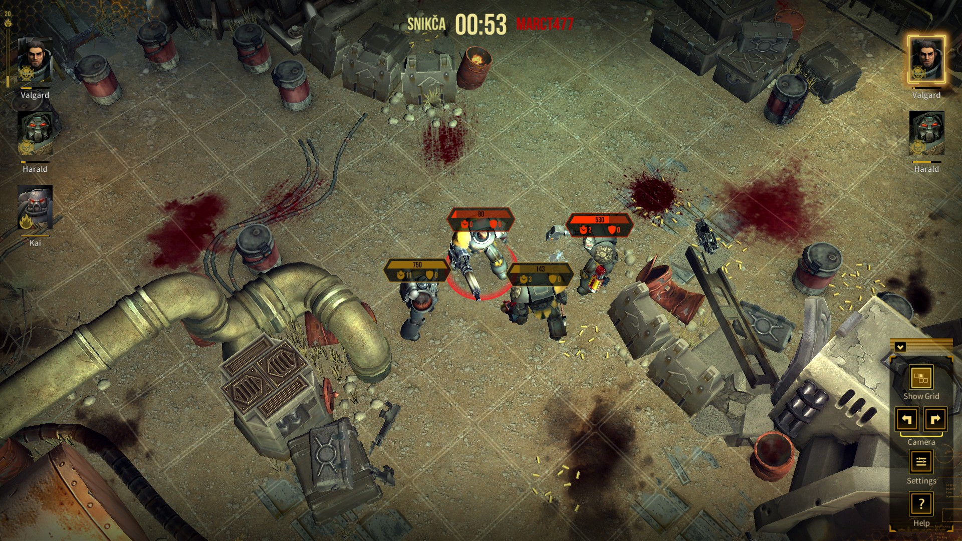 Warhammer 40,000: Space Wolf – vlčí smečka zasahuje 144891