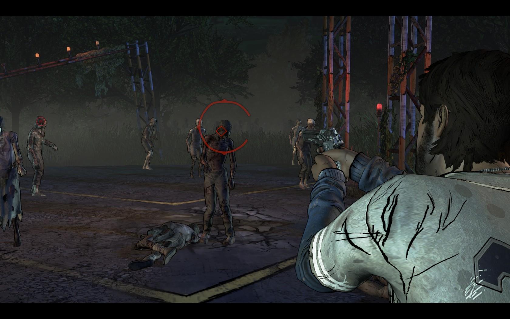 The Walking Dead: A New Frontier - všeho moc škodí 144982