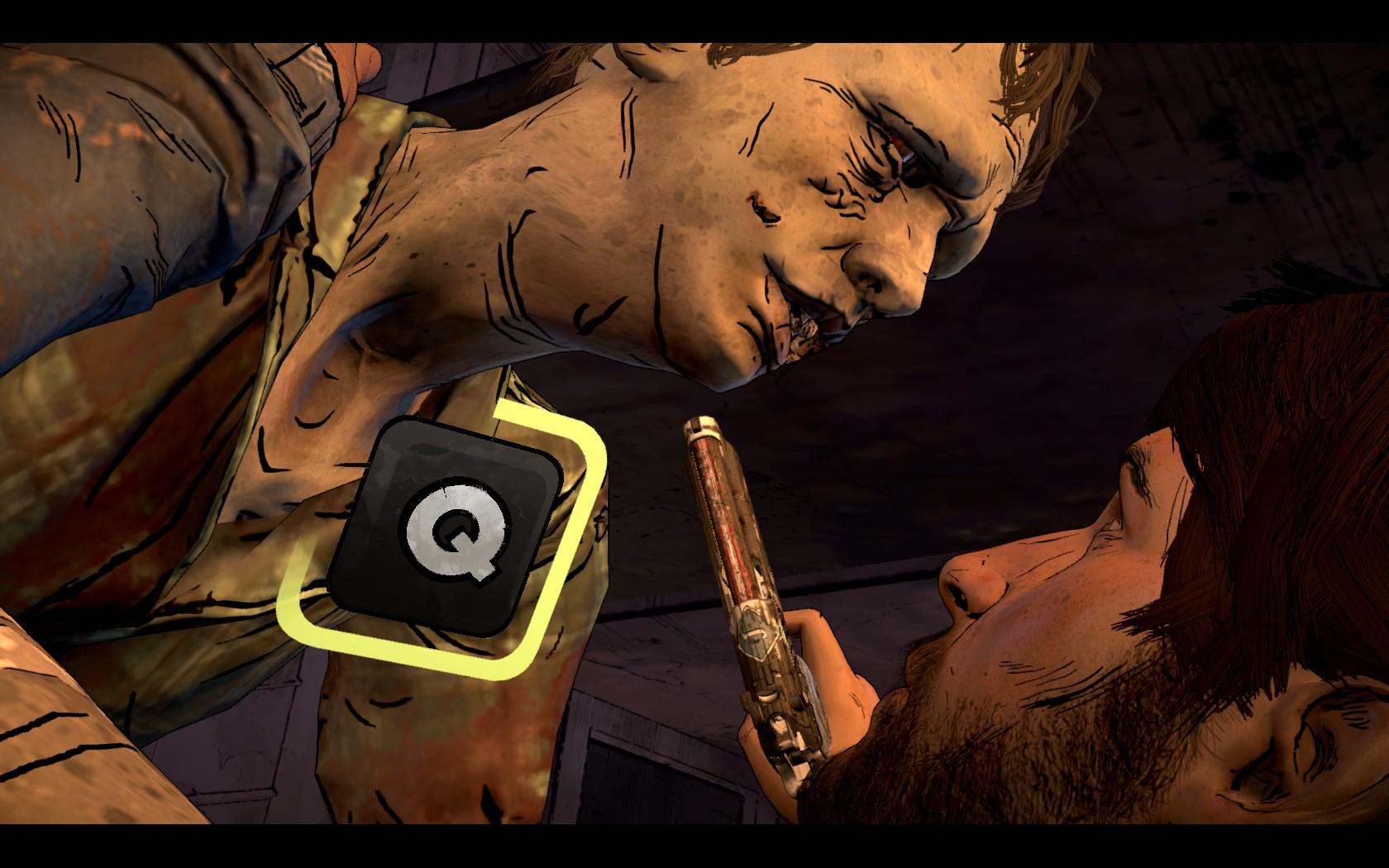 The Walking Dead: A New Frontier - všeho moc škodí 144983