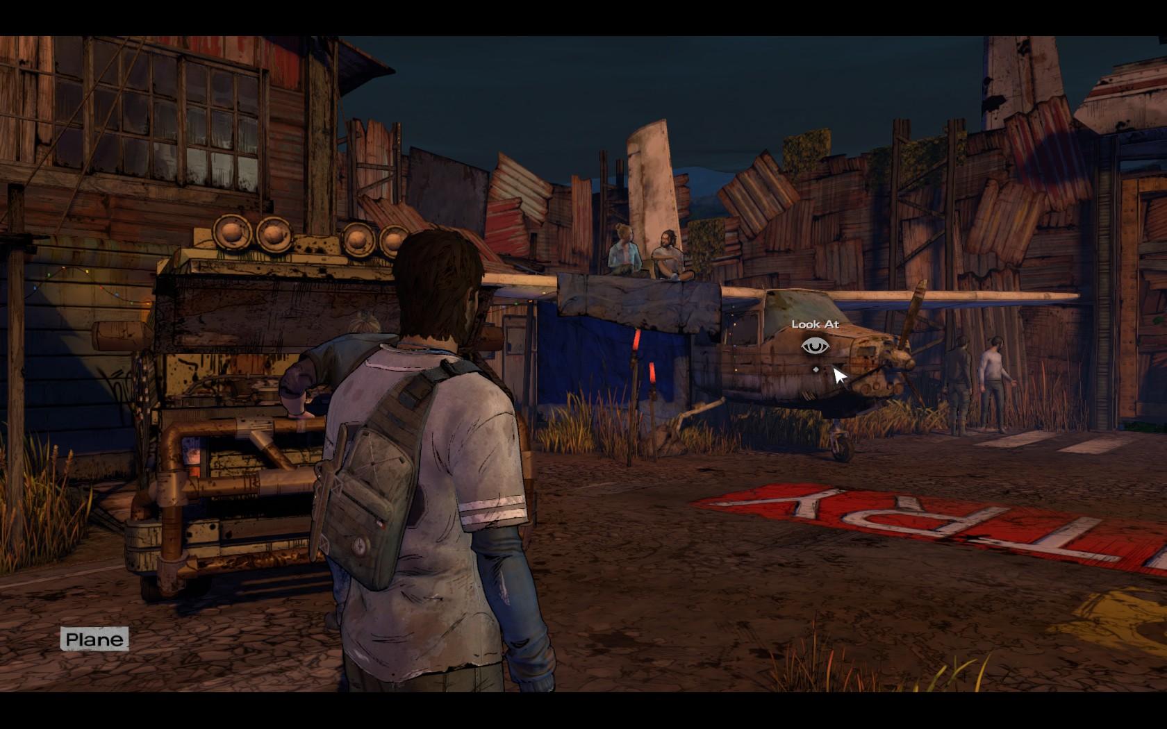 The Walking Dead: A New Frontier - všeho moc škodí 144984