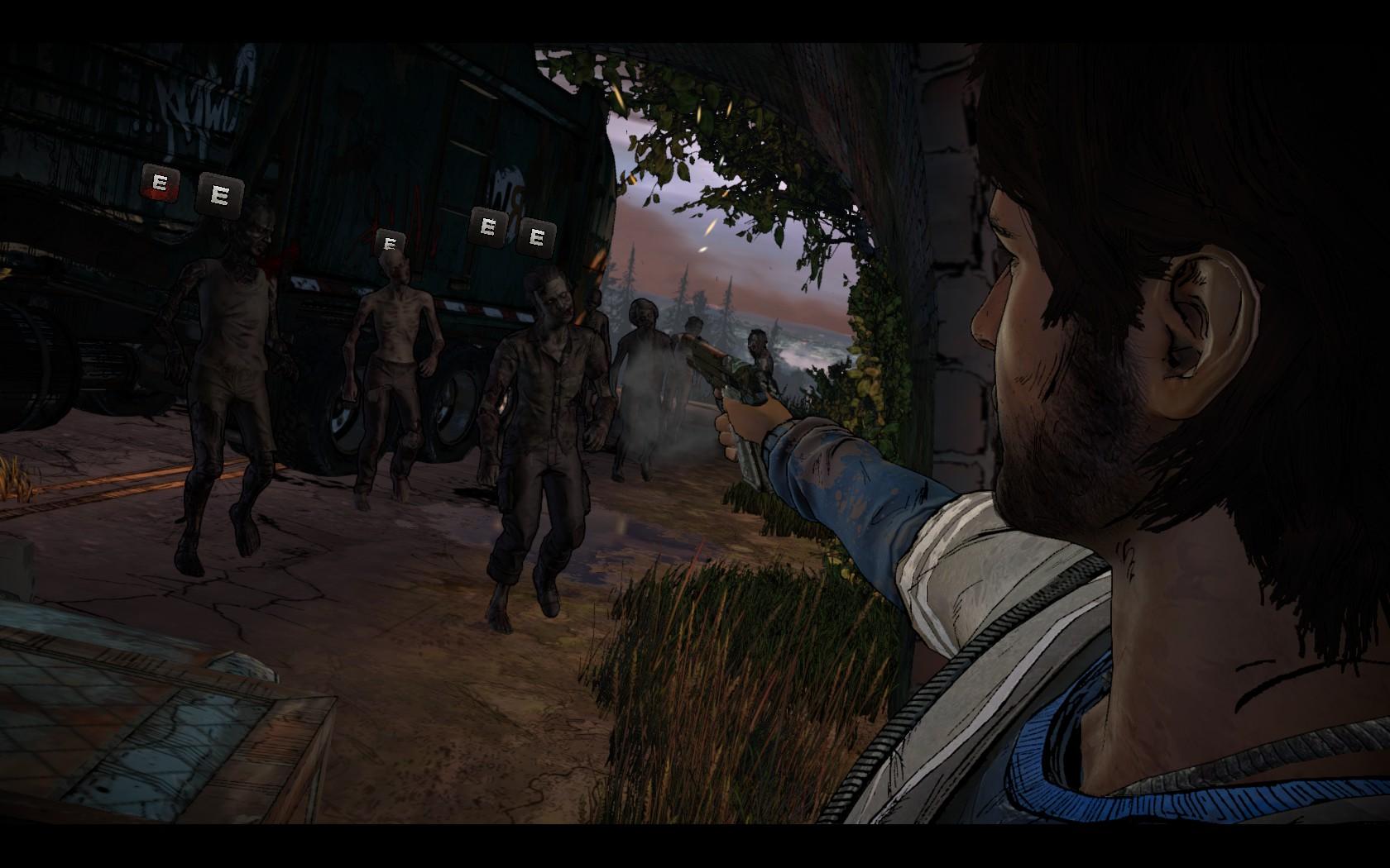 The Walking Dead: A New Frontier - všeho moc škodí 144985