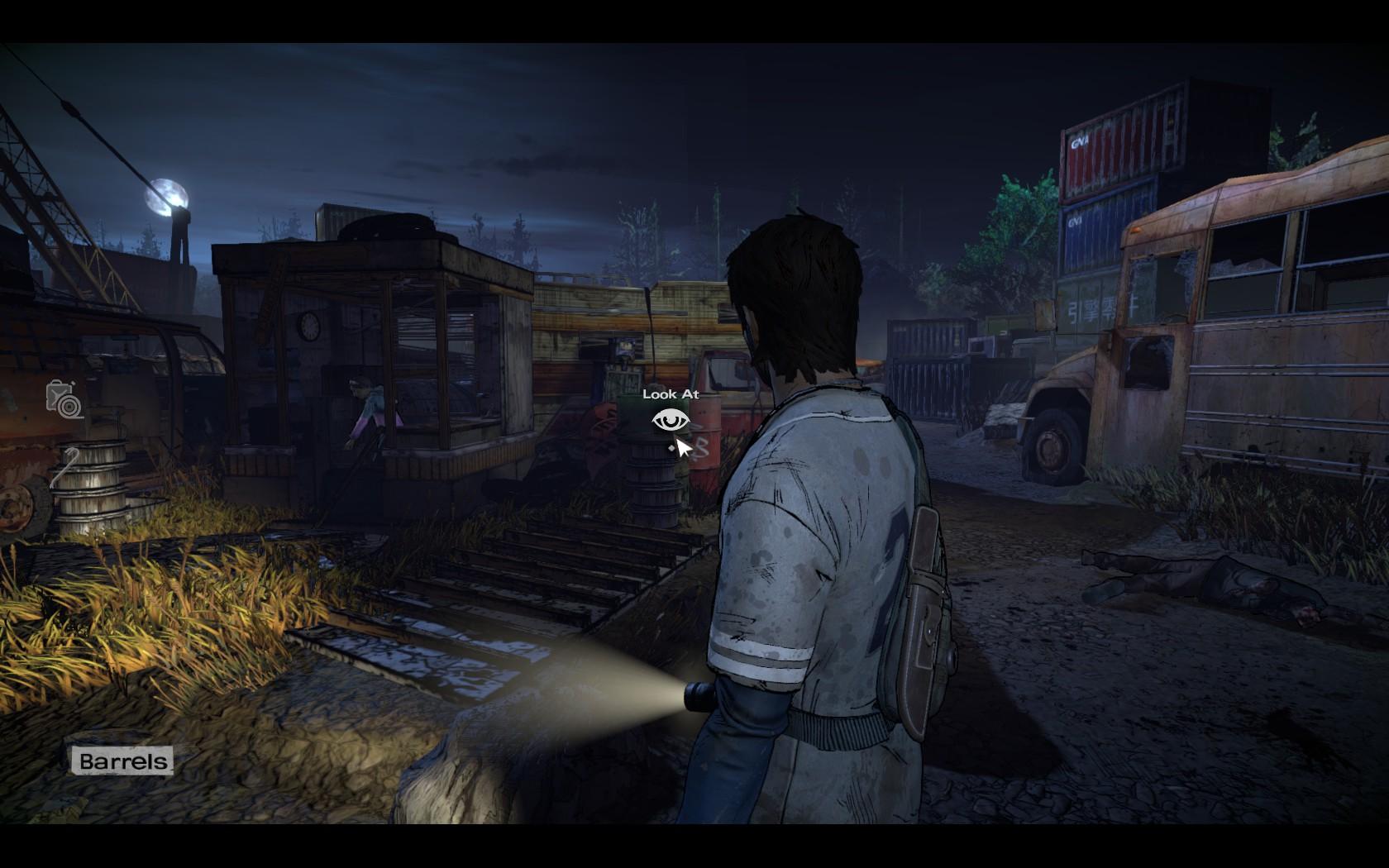 The Walking Dead: A New Frontier - všeho moc škodí 144987