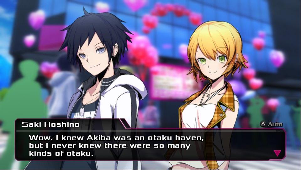 Akiba's Beat - podivný návrat do Akihabary 145014