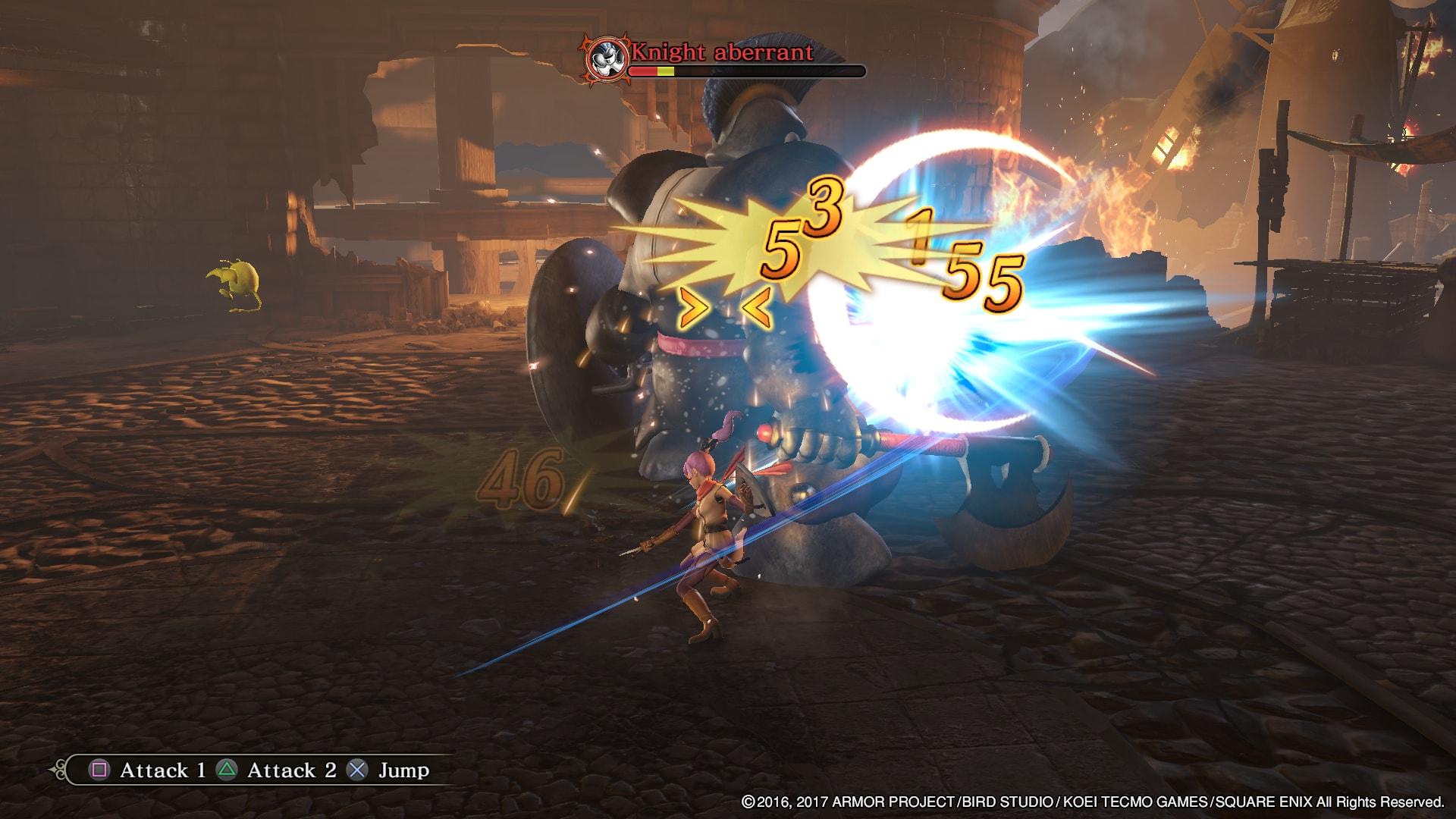 Dragon Quest Heroes II - experiment chyb zbavený 145041