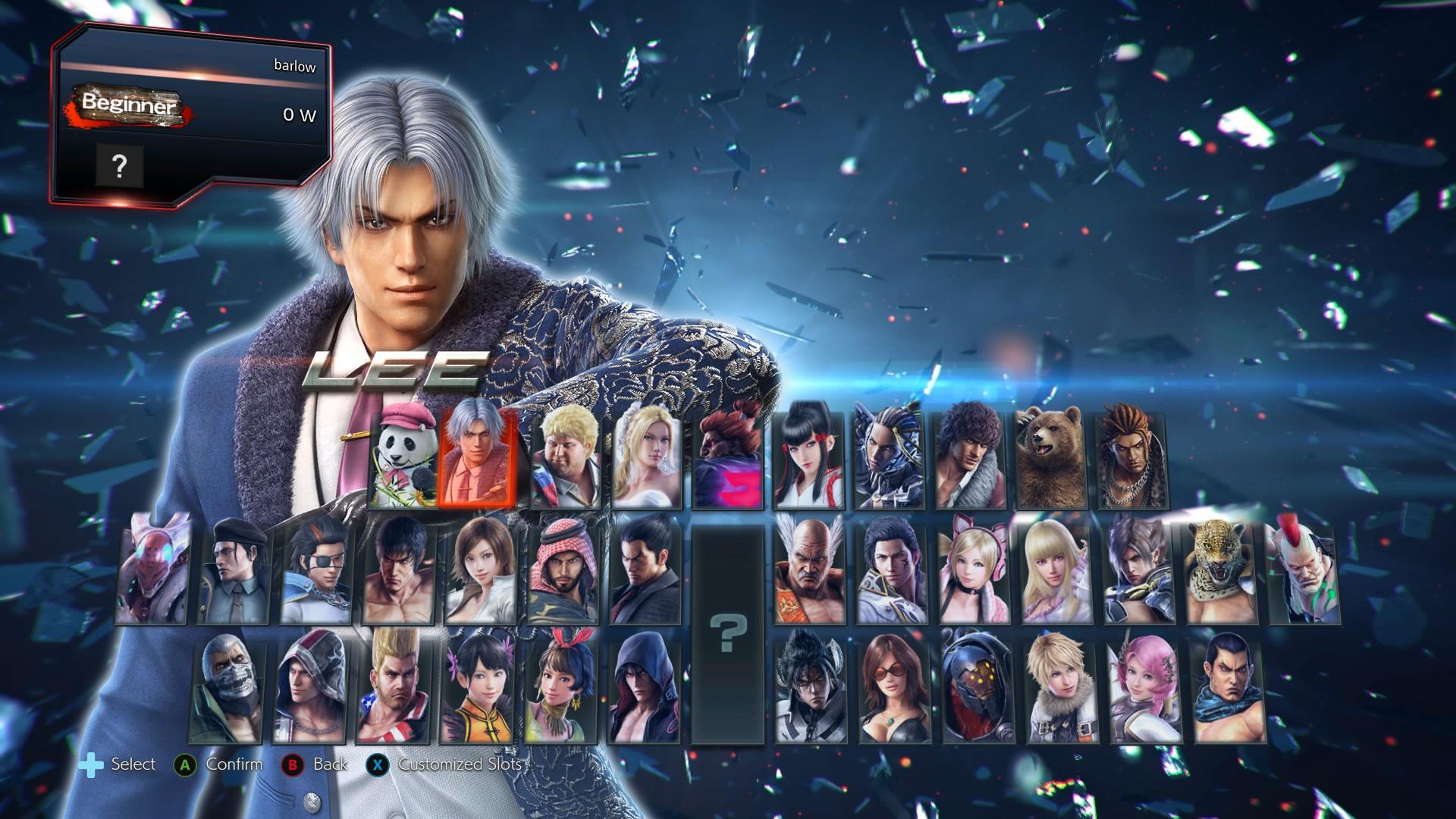 Tekken 7 - jde se bojovat o čest, slávu, peníze a nový klobouk 145295