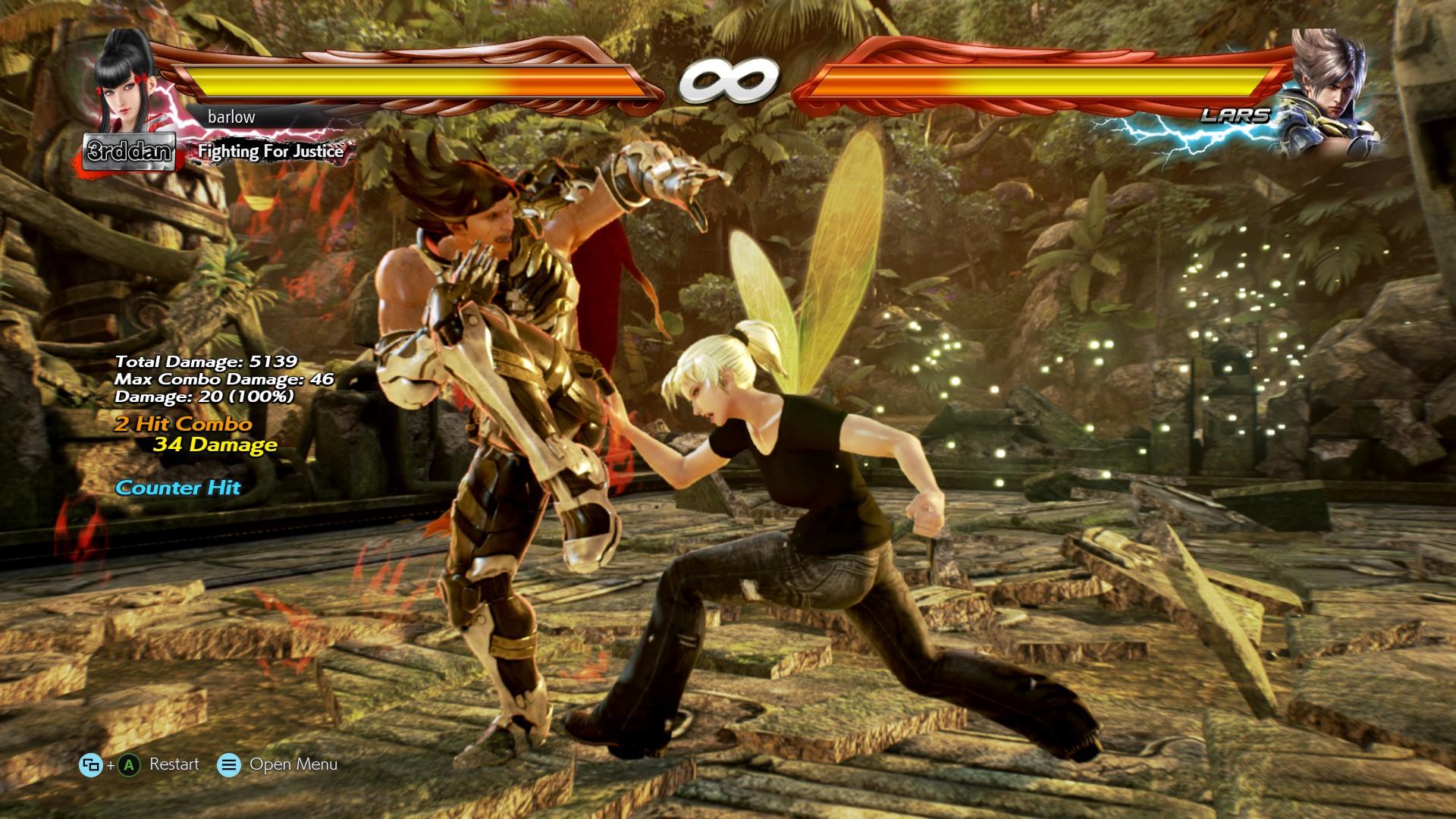 Tekken 7 - jde se bojovat o čest, slávu, peníze a nový klobouk 145300